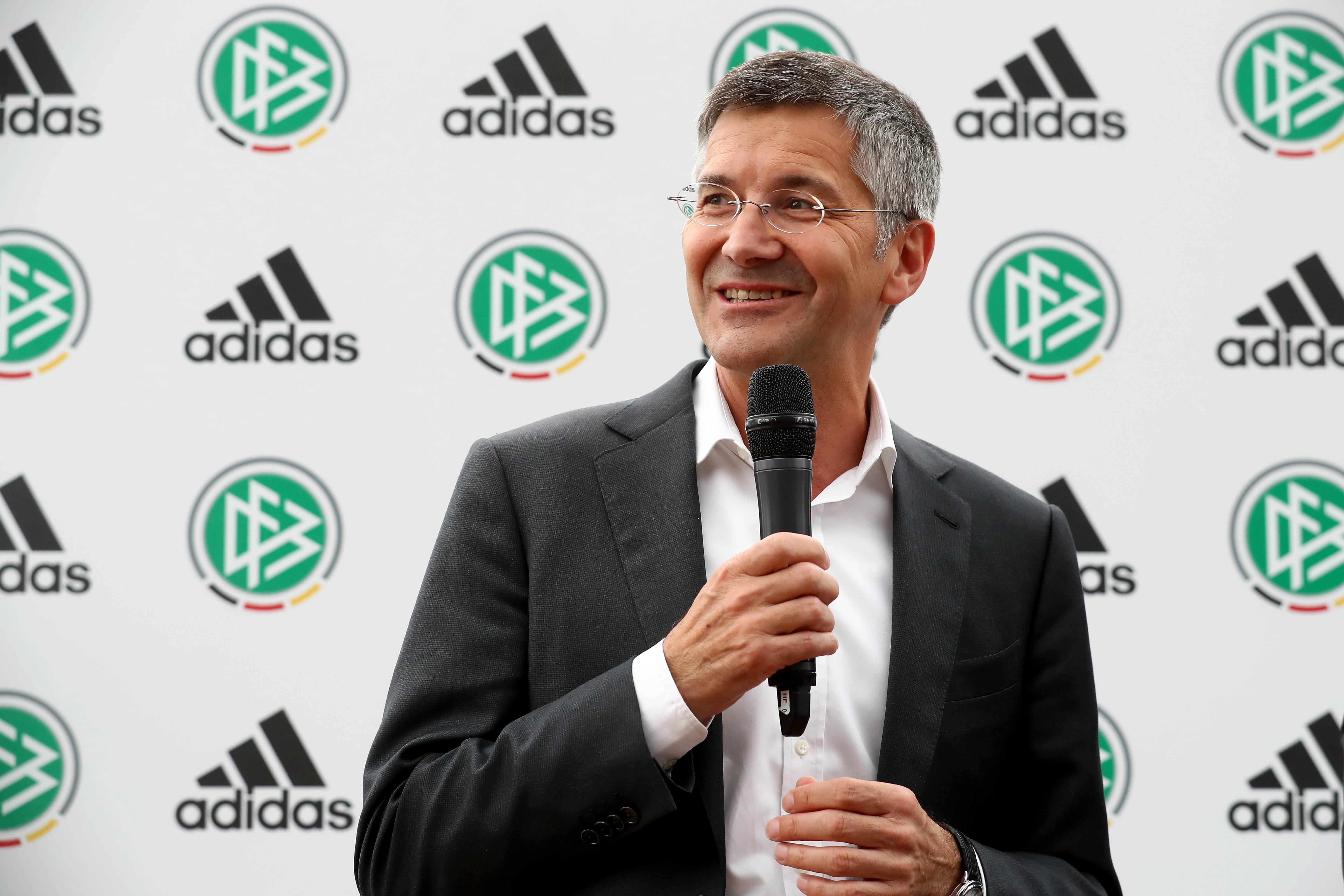 Outgoing Adidas CEO Herbert Hainer Says