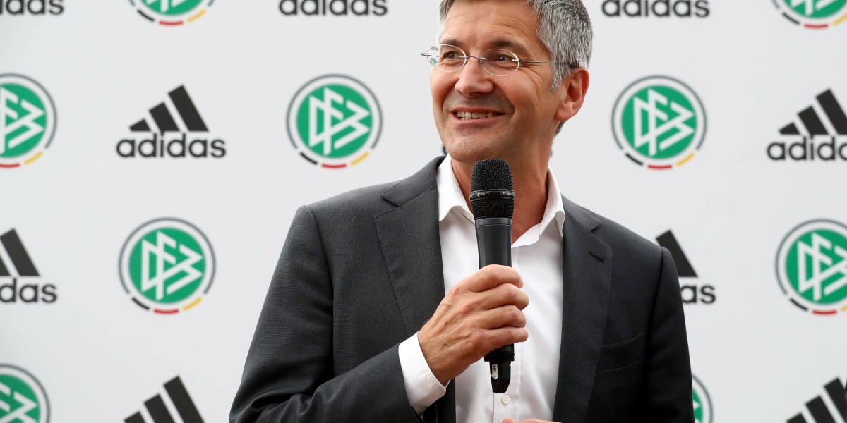 lista Arsenal Ganar  Outgoing Adidas CEO Herbert Hainer Says the Company Is in Good ...