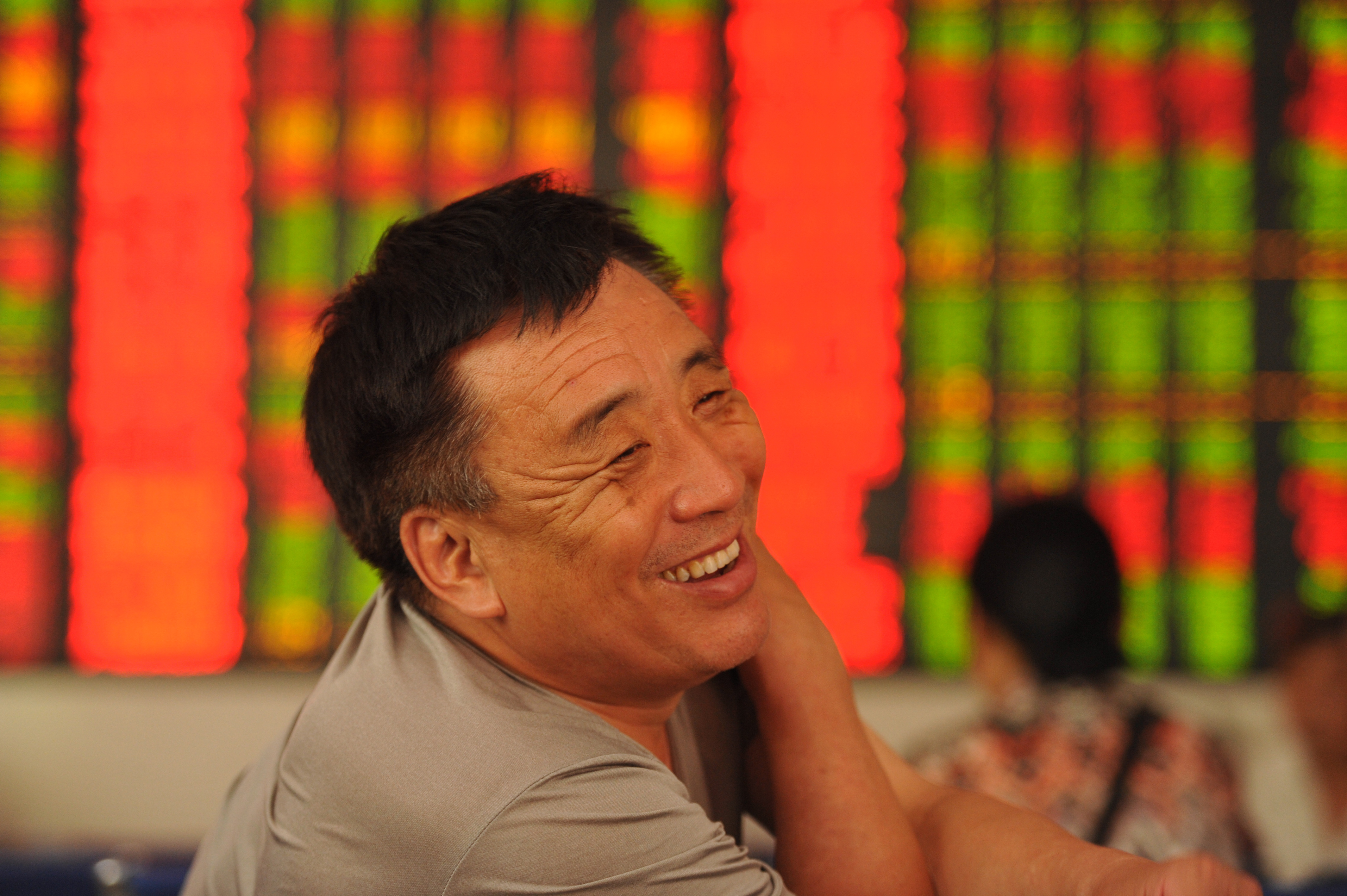 Shanghai Composite Index Reaches Above 3,000 Points On Tuesday