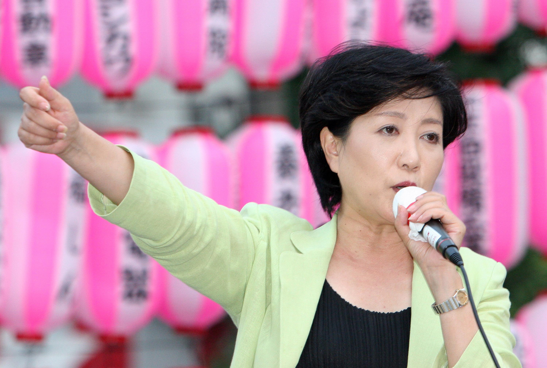 Liberal Democratic Party (LDP) 'Madonna' Candidates