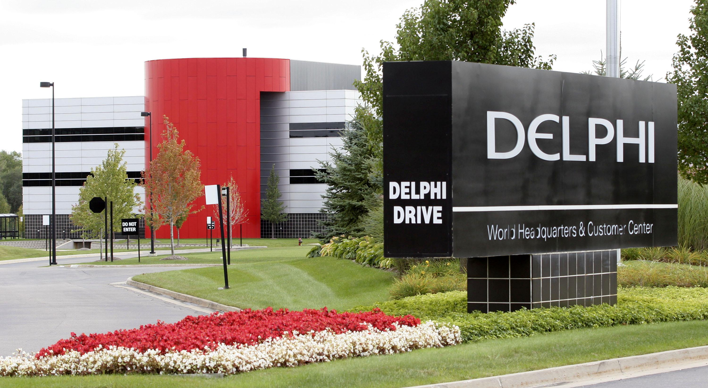 Auto Parts Supplier Delphi Files For Bankruptcy