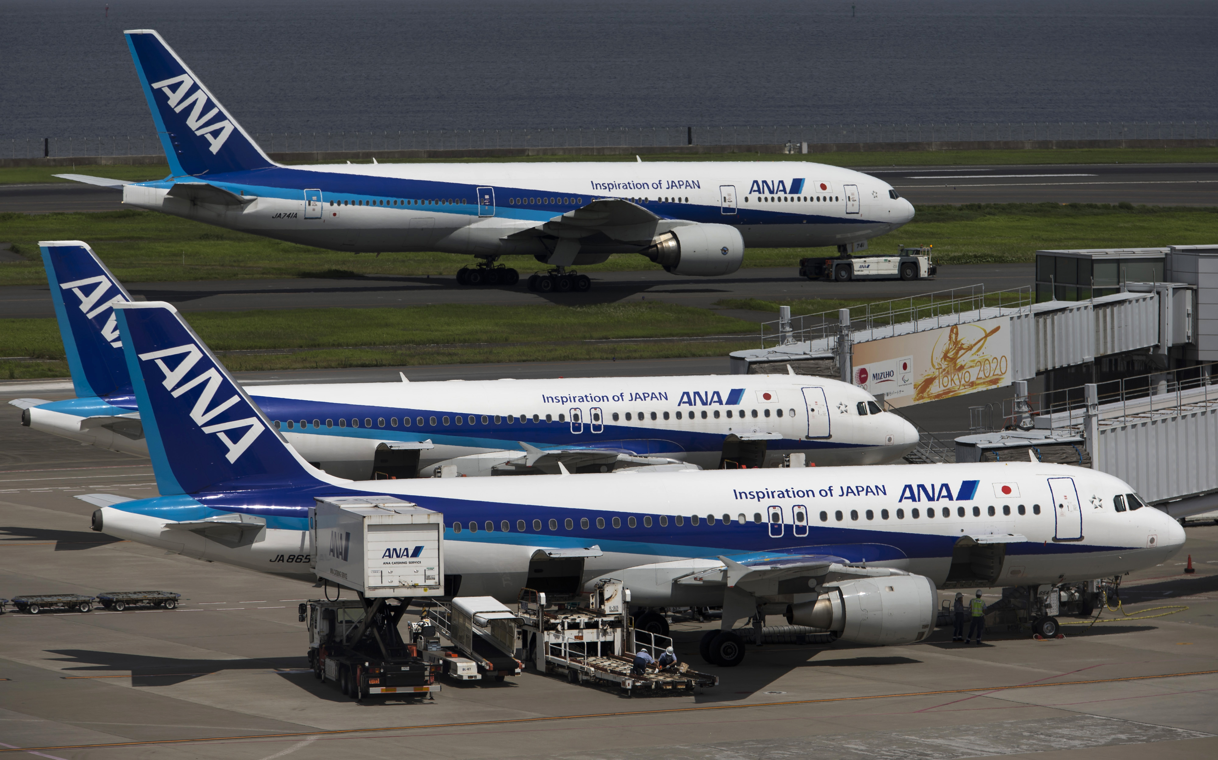 All Nippon Airways Releases Earnings Figures