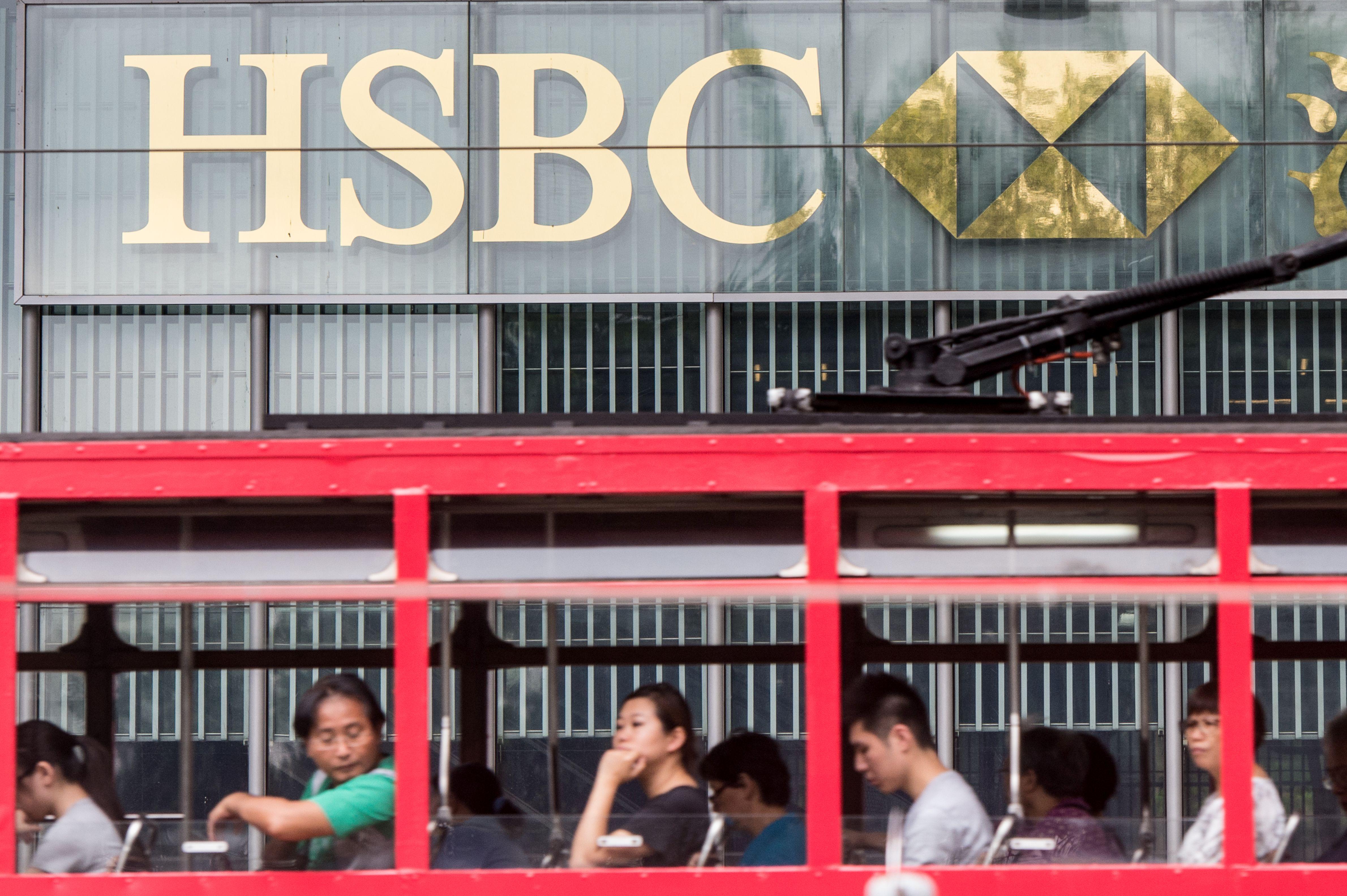 HONG KONG-BANKING-HSBC-RESULTS