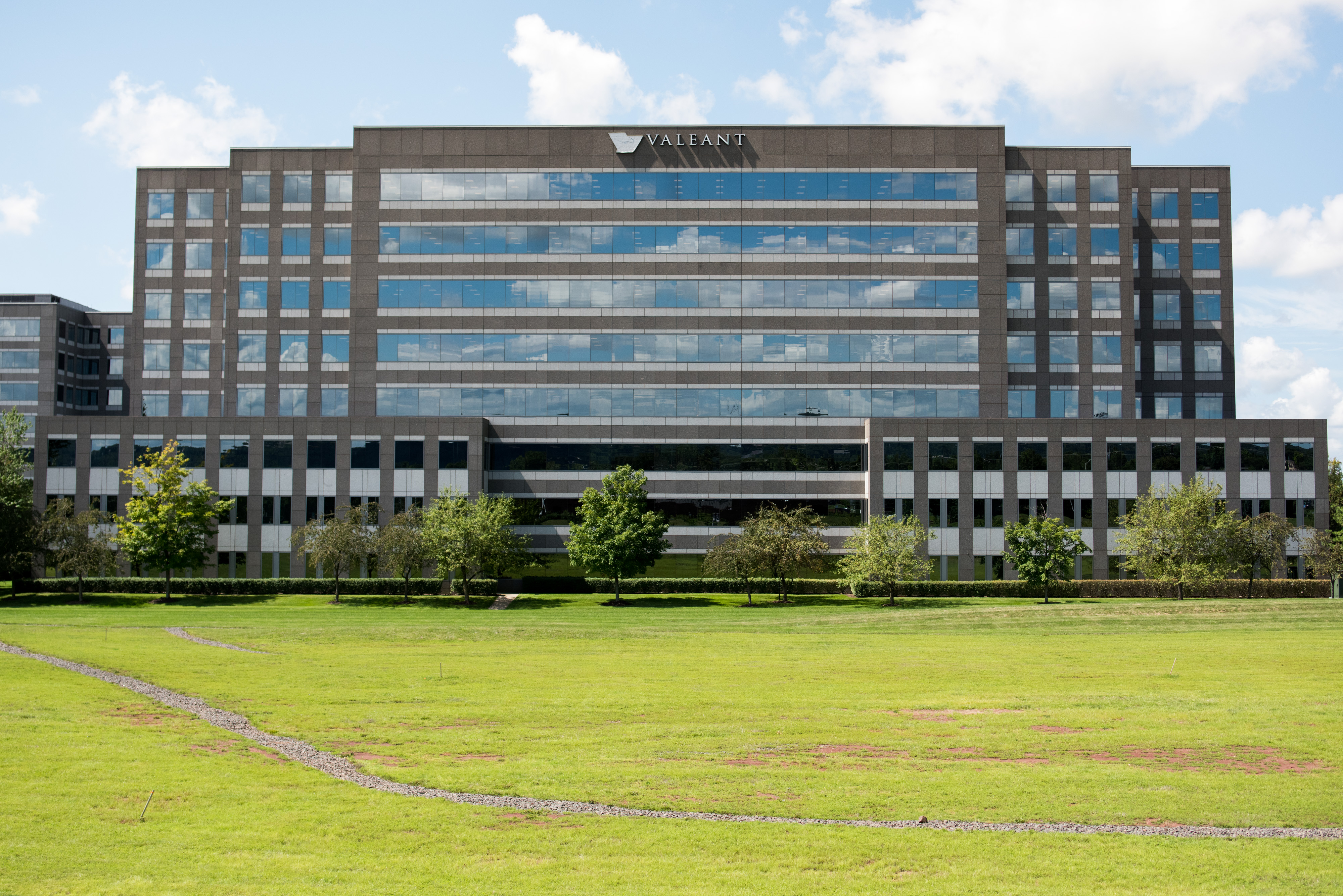 Valeant Pharmaceuticals Offices Ahead Of Earnings Figures