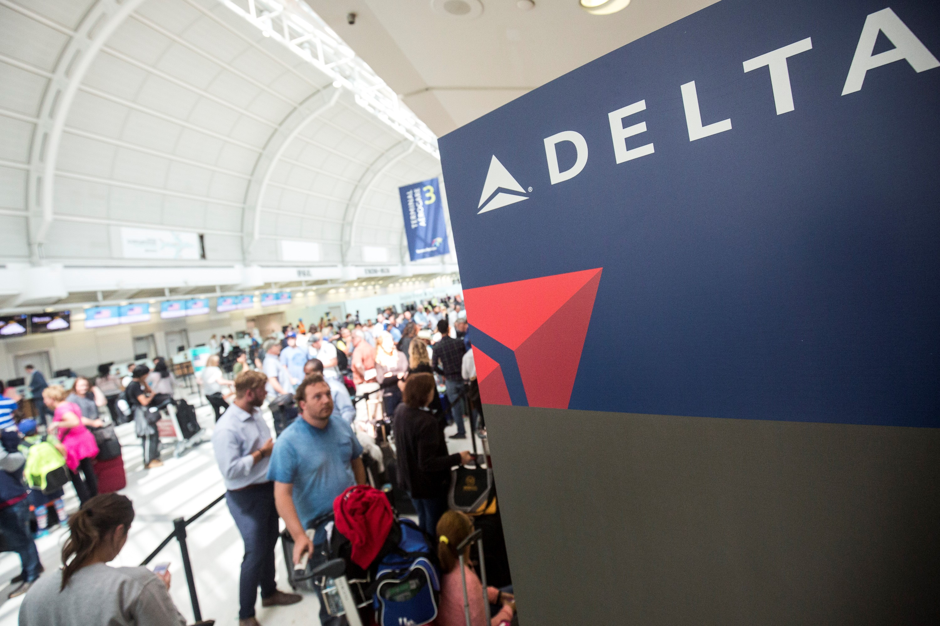 After Delta Outage in Canada