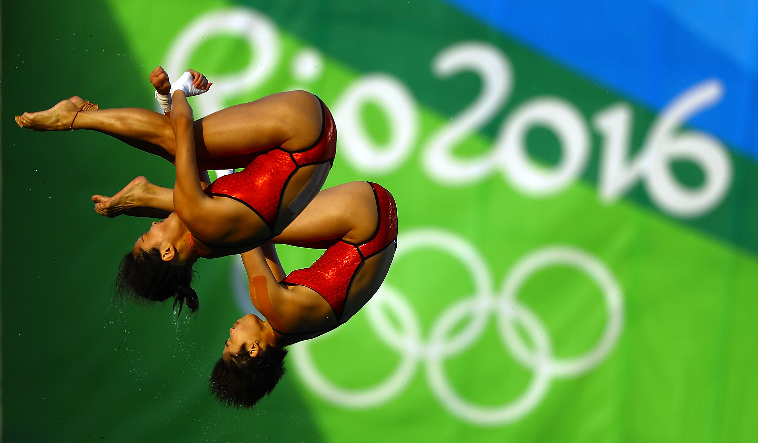 Diving - Olympics: Day 4
