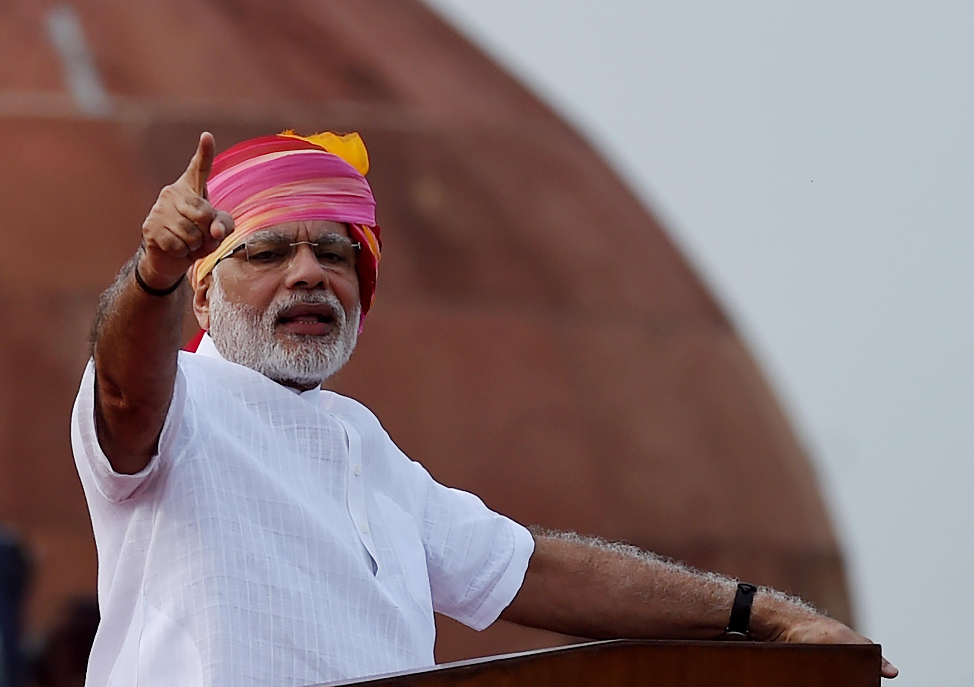 INDIA-POLITICS-IDAY