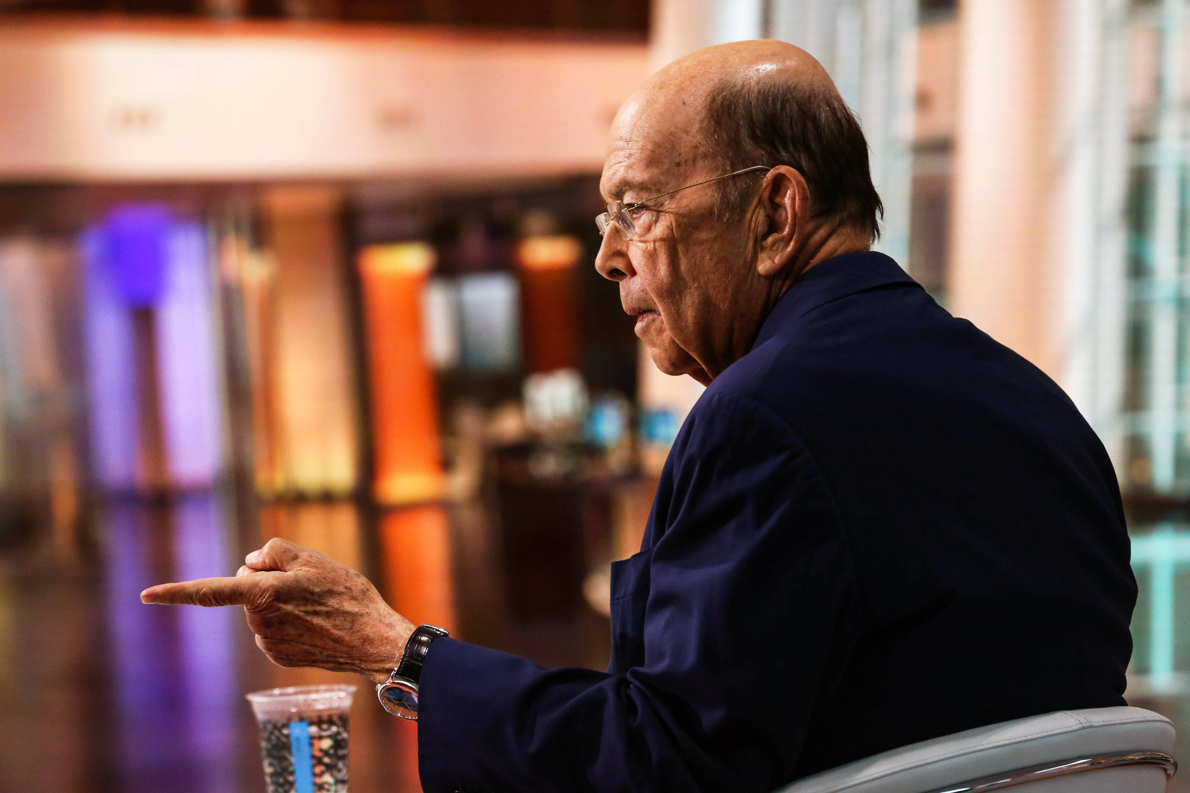 WL Ross & Co LLC Chairman Wilbur Ross Interview