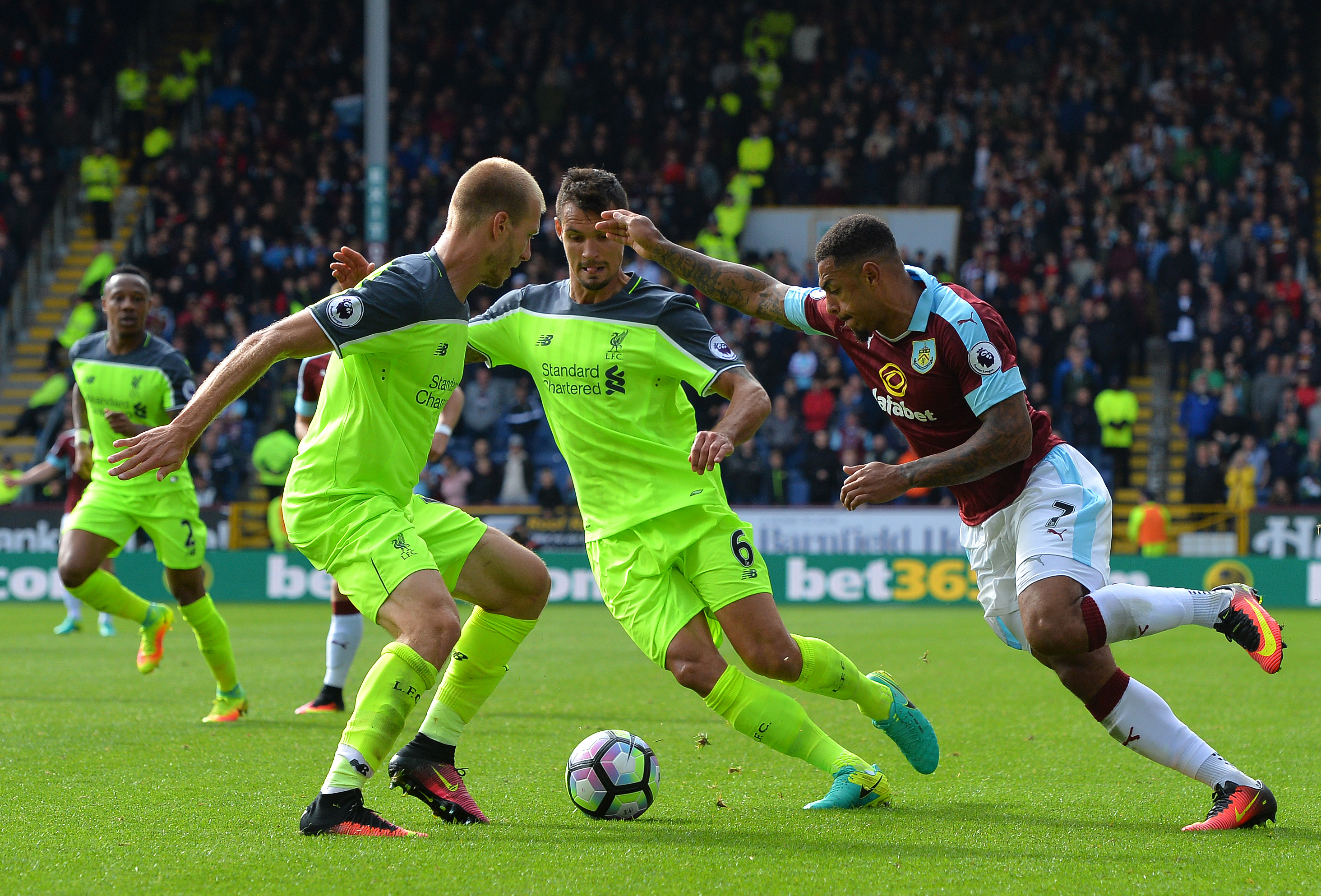 Burnley v Liverpool - Premier League