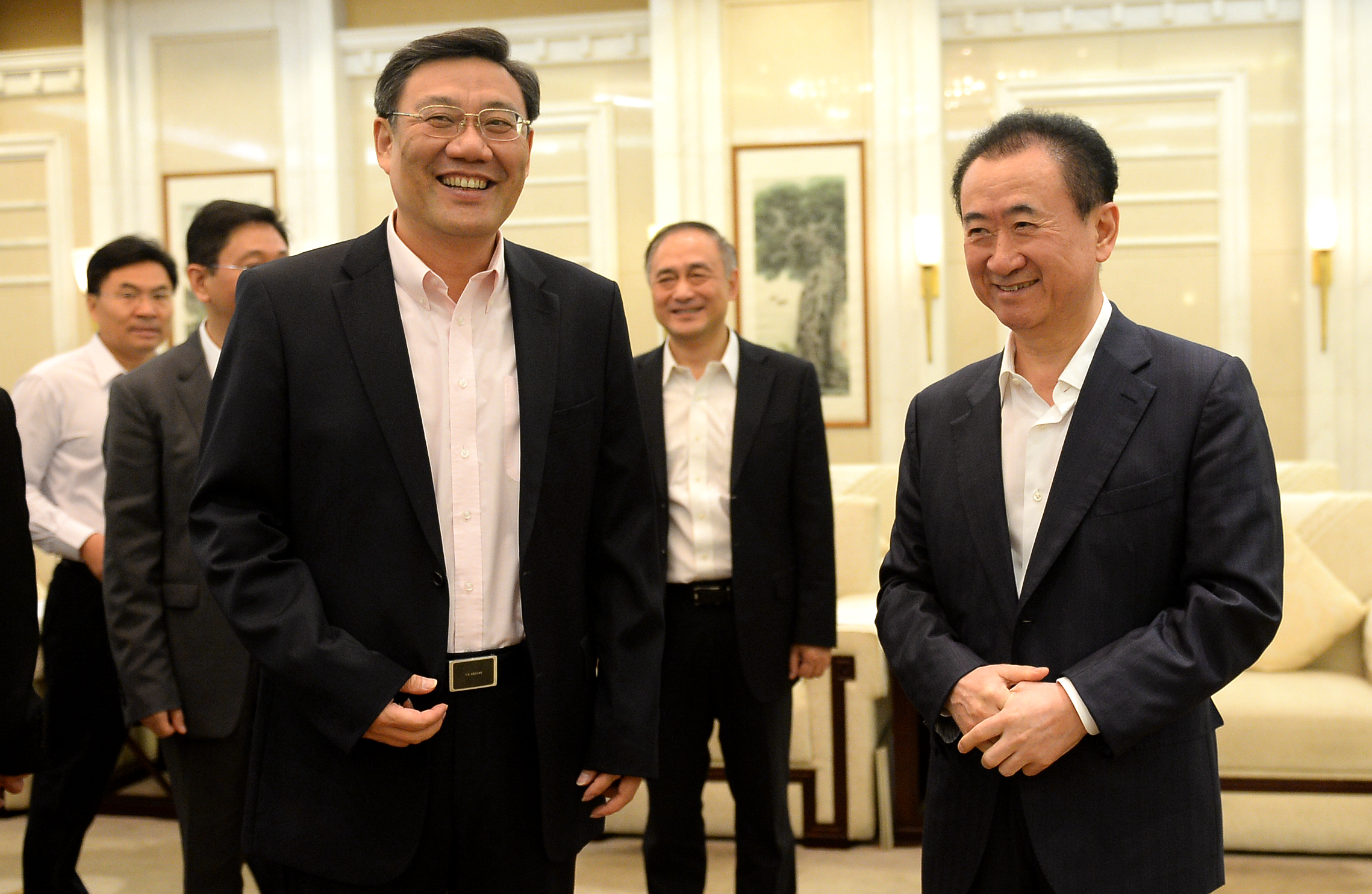 Wanda Group Will Invest 60 Billion Yuan In Shandong