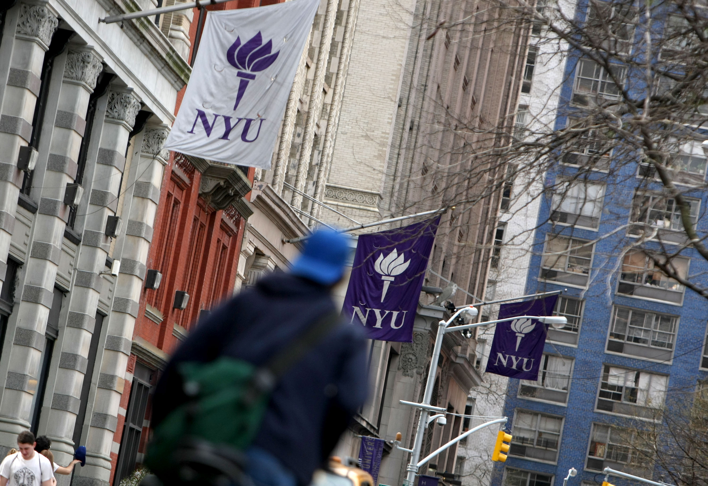 New York University Challenged on Four Fronts of 40% Expansion