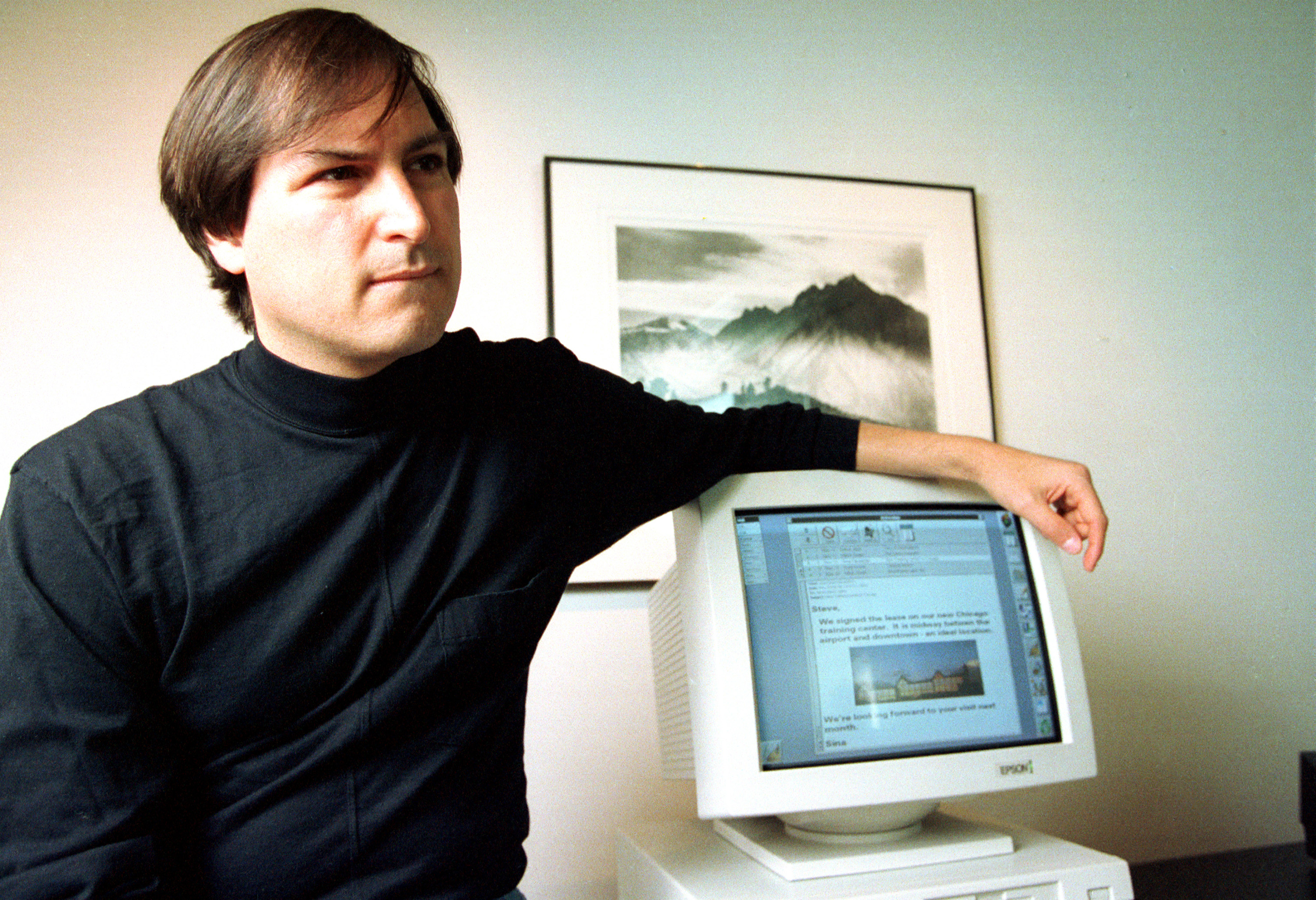 Steve Jobs Sold NeXT to Apple 20 Years Ago | Fortune