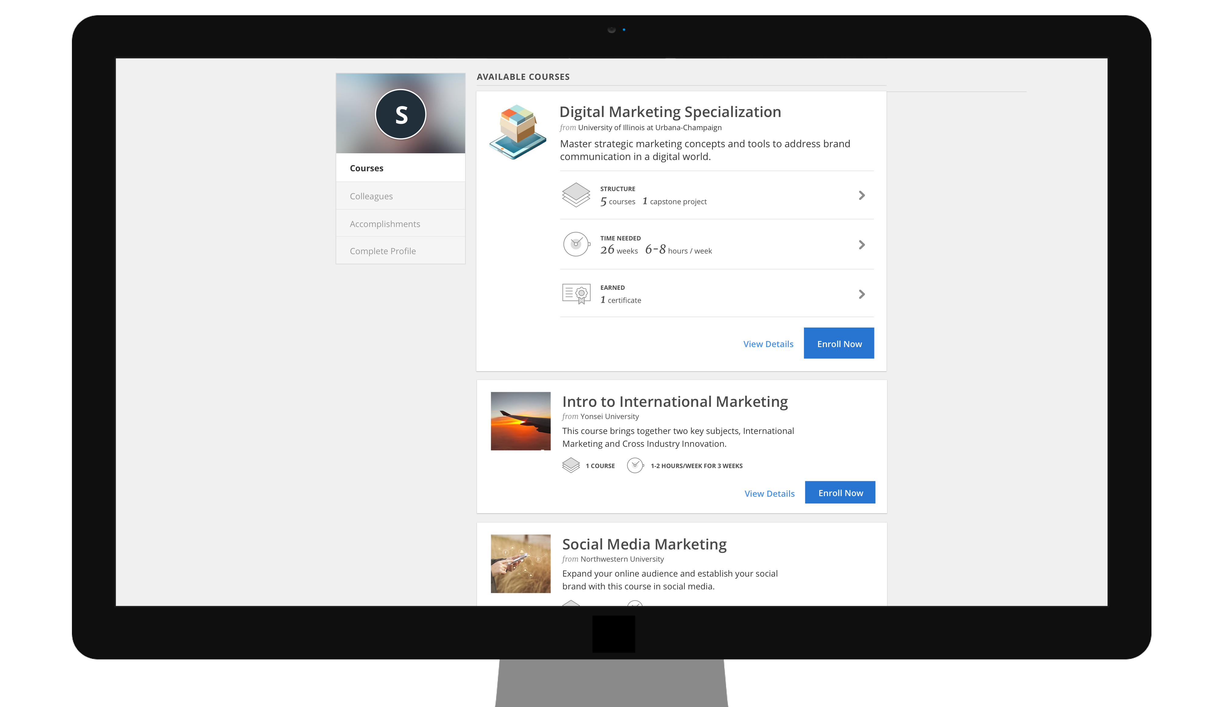 Online learning platform Coursera is launching an enterprise offering for companies.