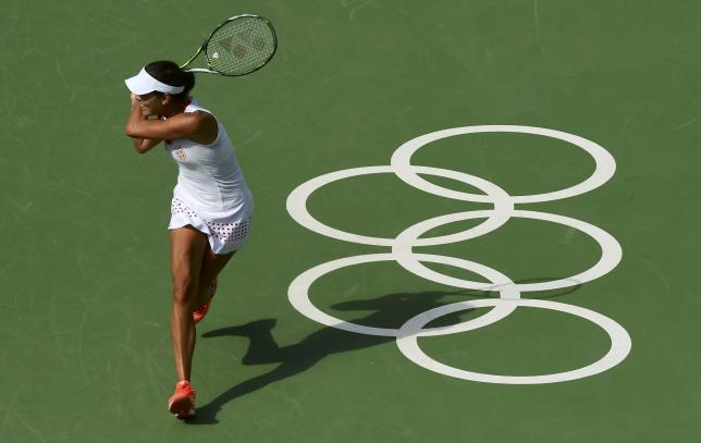 Tennis - Women's Singles First Round