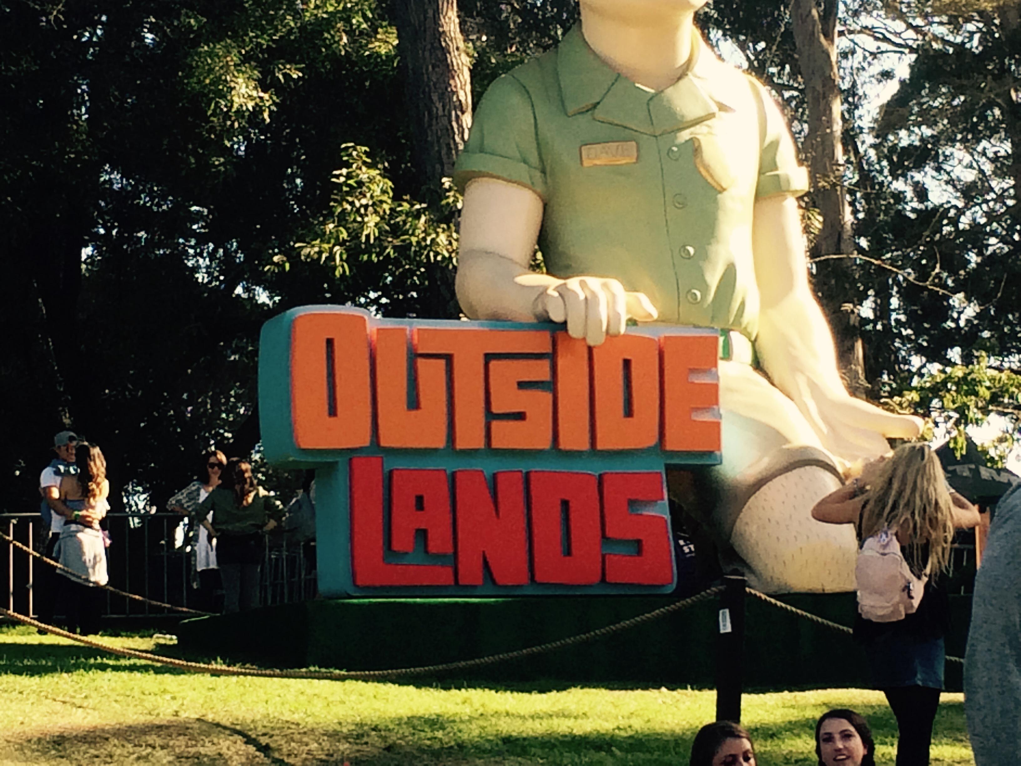 Outside Lands, the San Francisco festival.