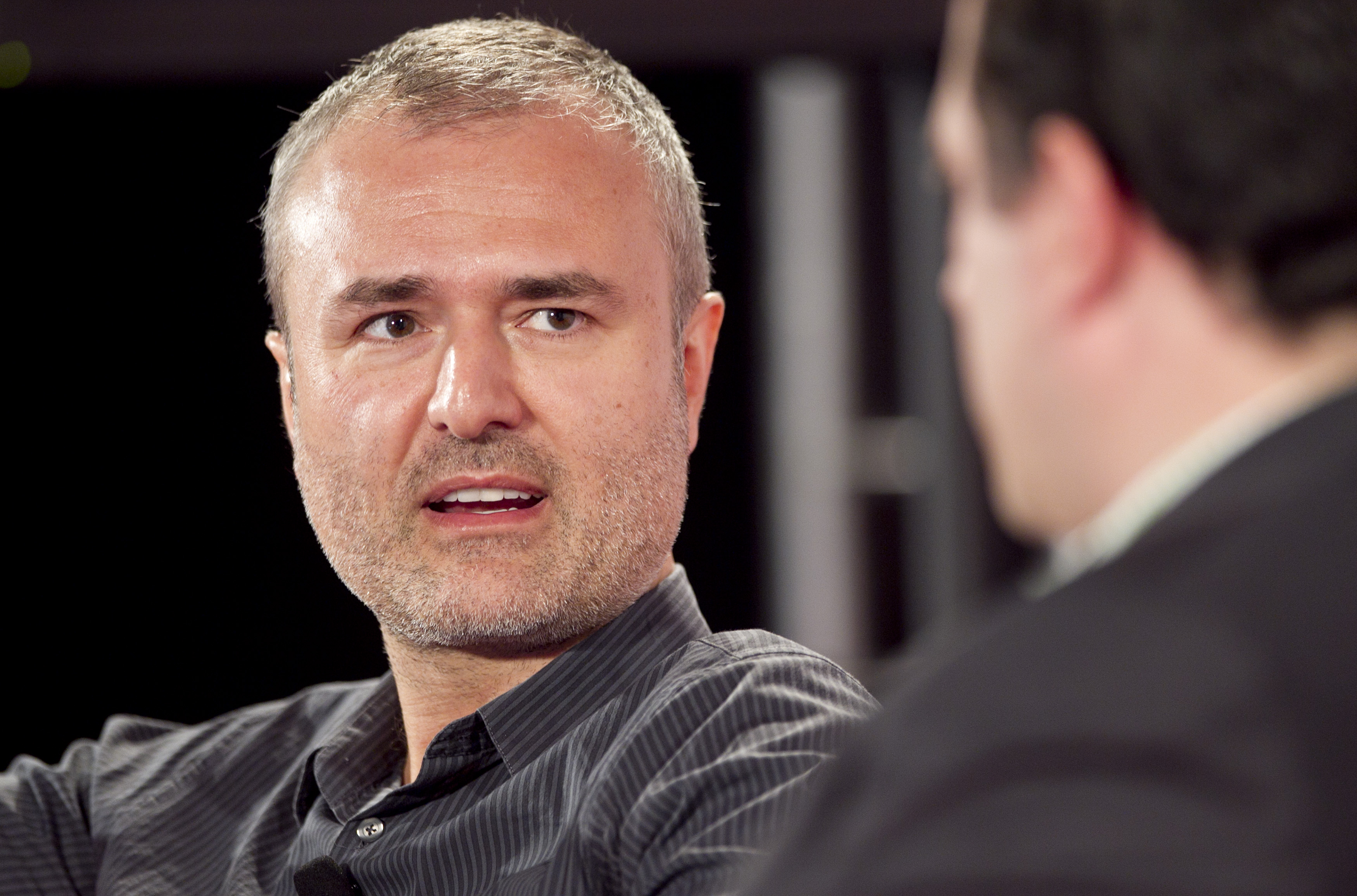 Gawker Media founder Nick Denton in 2010