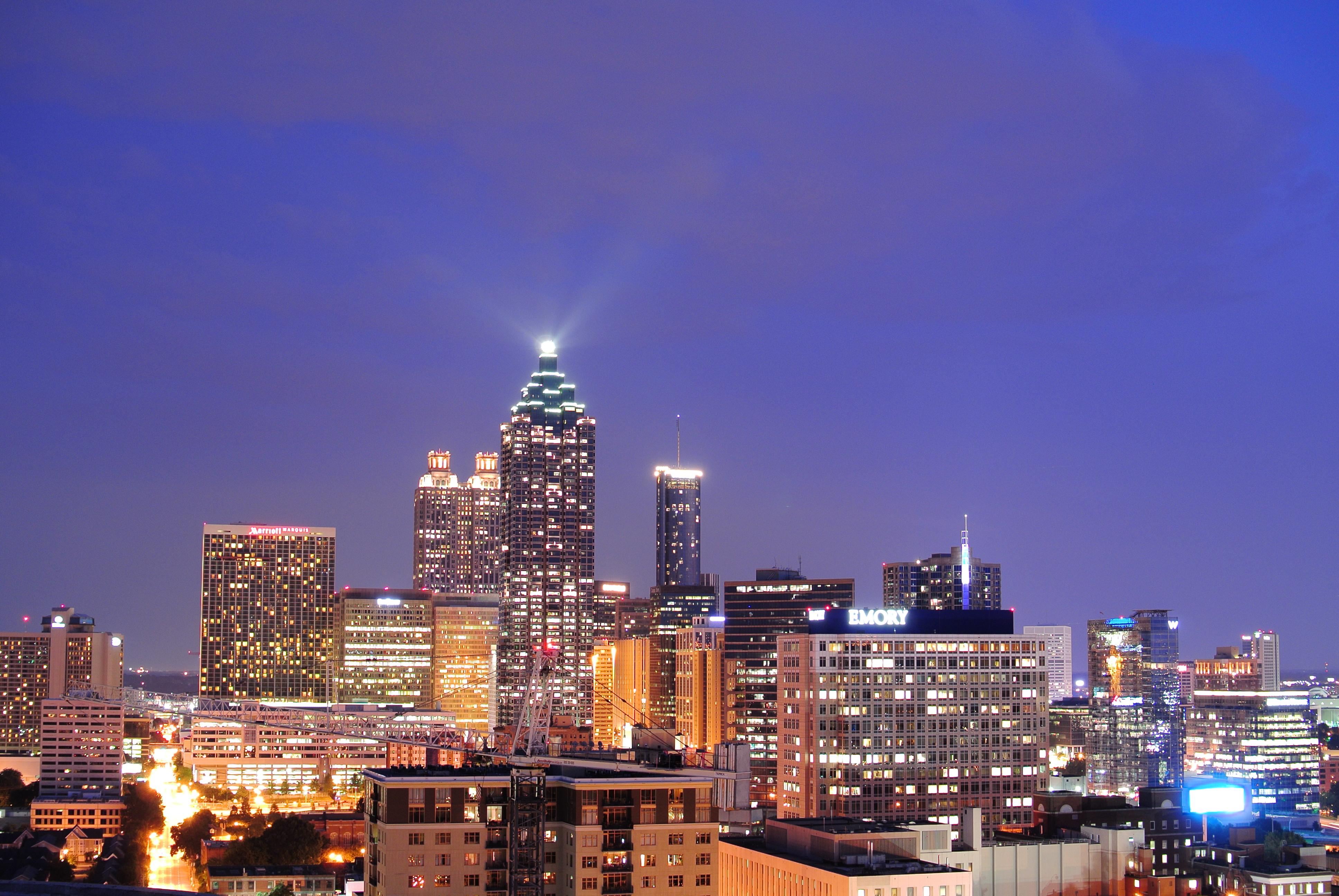 Atlanta evening - 2013