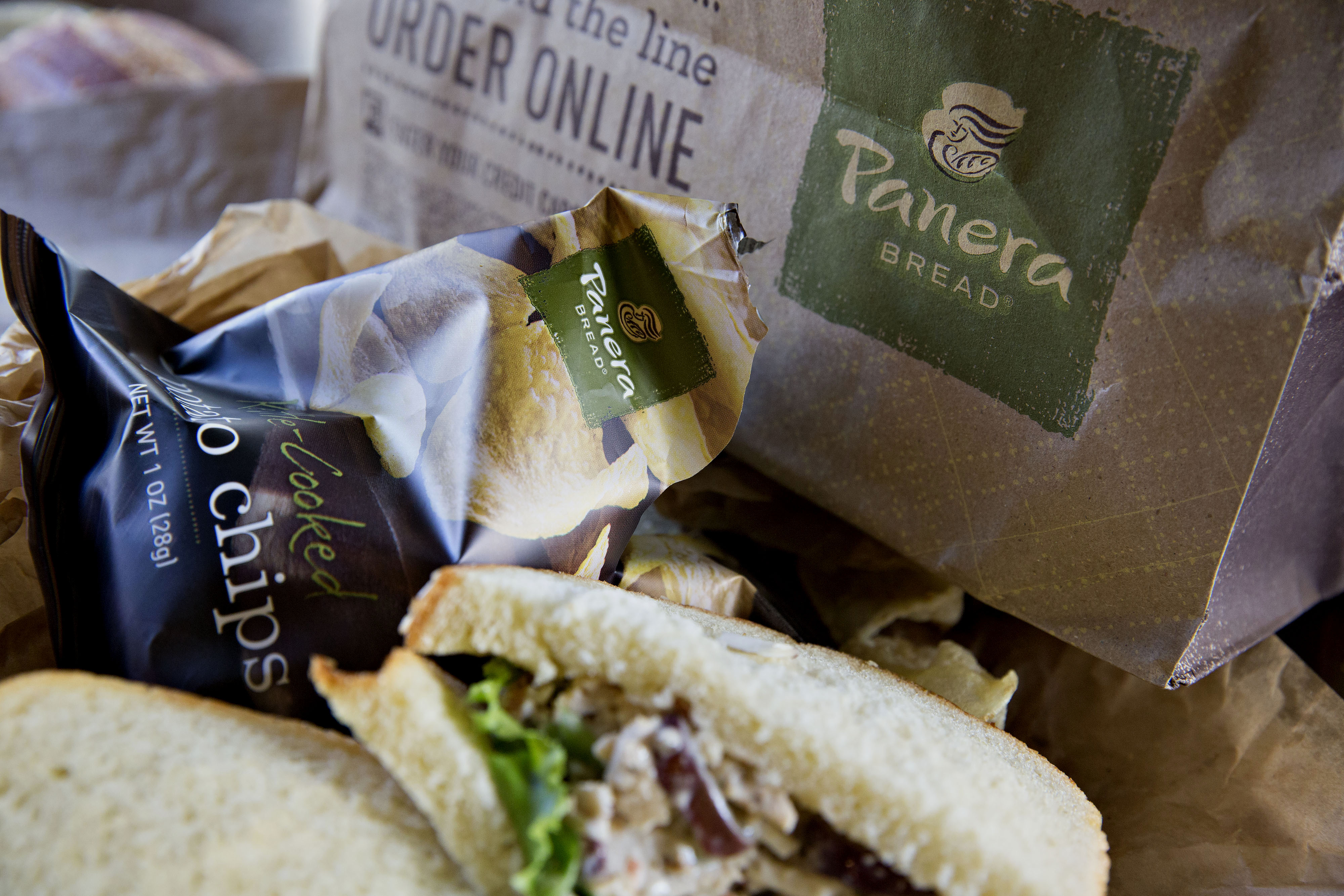 Panera Bread Co. To-Go Orders Ahead Of Earnings Figures
