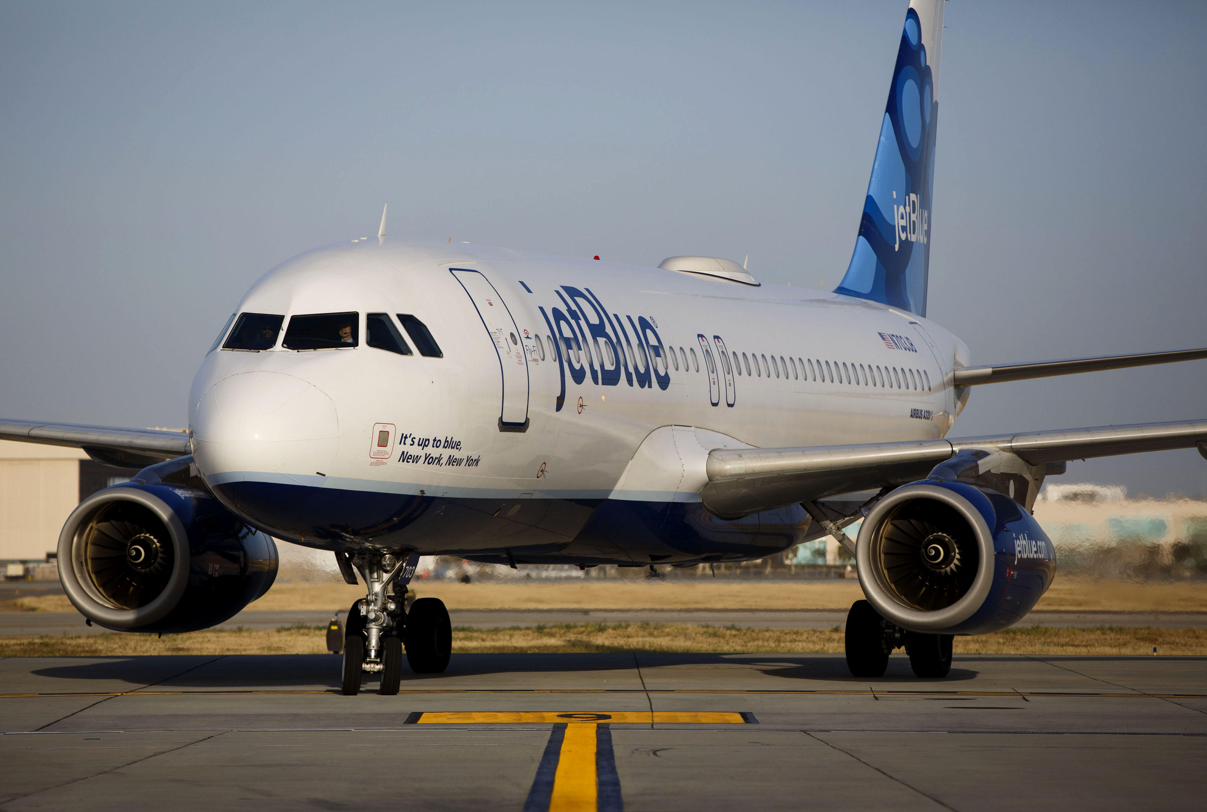 Operations Inside The JetBlue Airways Corp. Terminal Ahead Of Earnings Figures