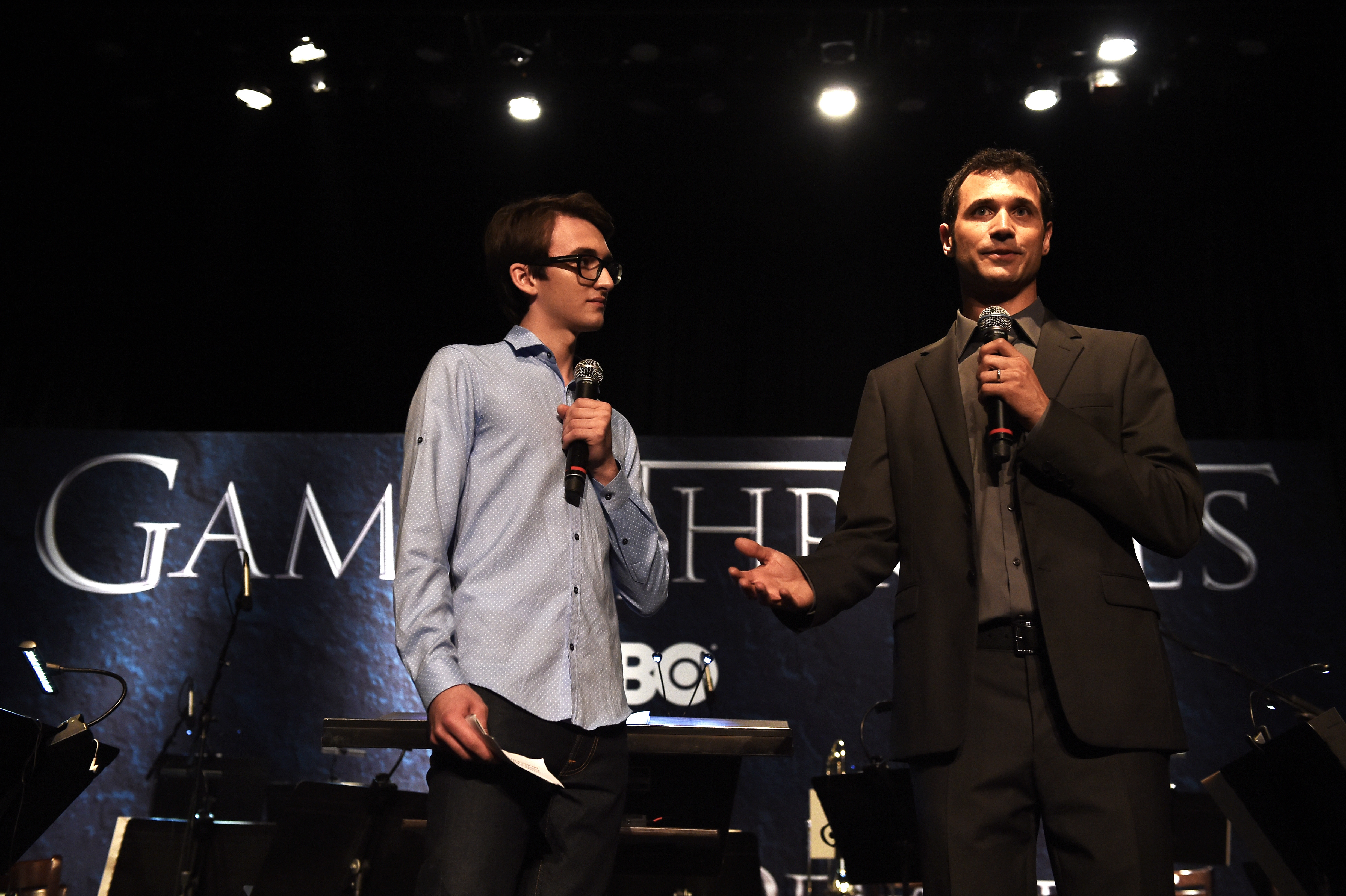 "HBO's ""Game Of Thrones"" Live Concert And Q&A With Composer Ramin Djawadi"