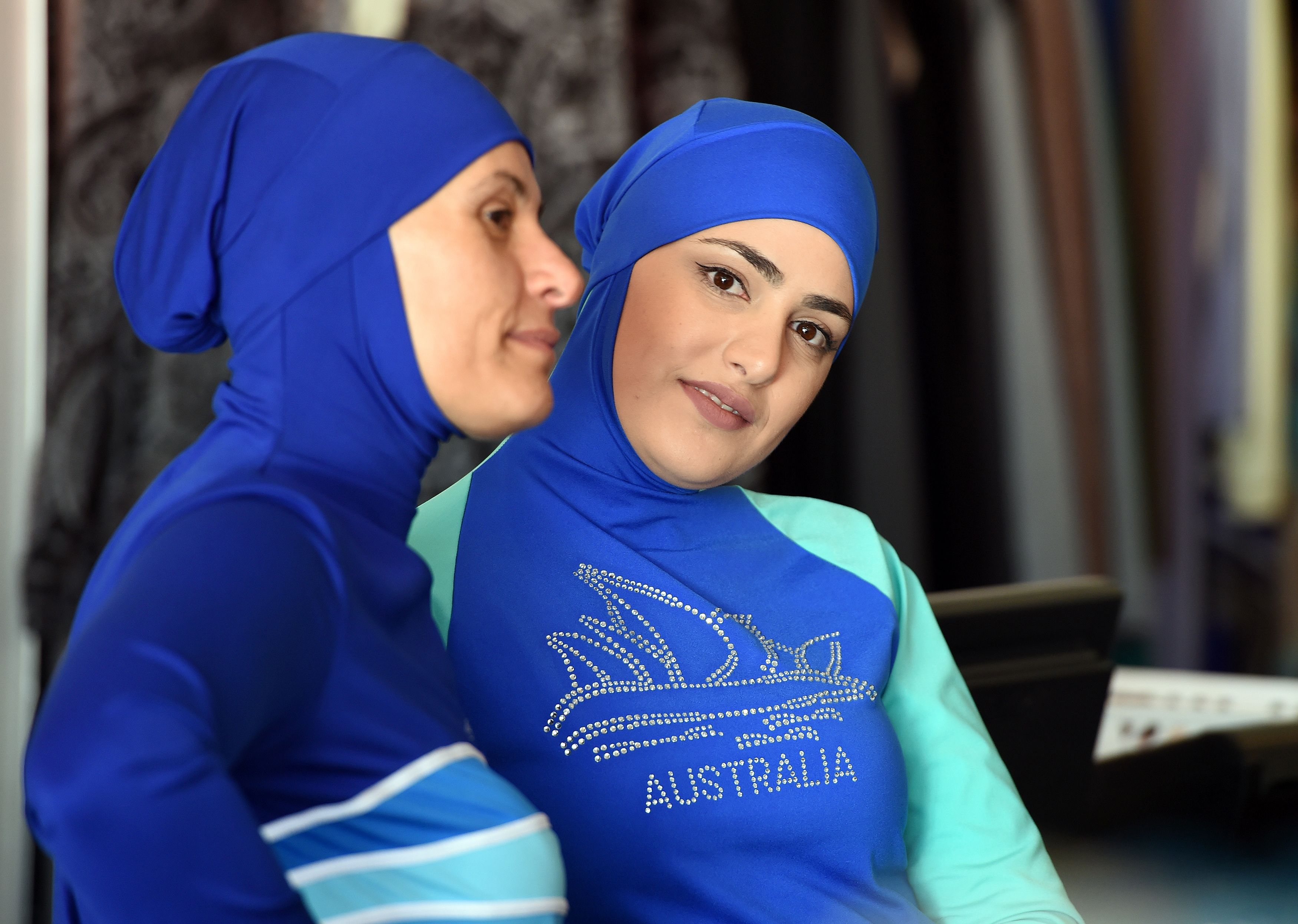 AUSTRALIA-FRANCE-ISLAM-CLOTHING-MUSLIM-LIFESTYLE