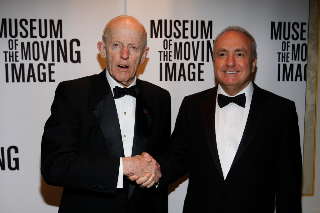 Museum Of The Moving Image Honors Lorne Michaels And Stanley S. Hubbard