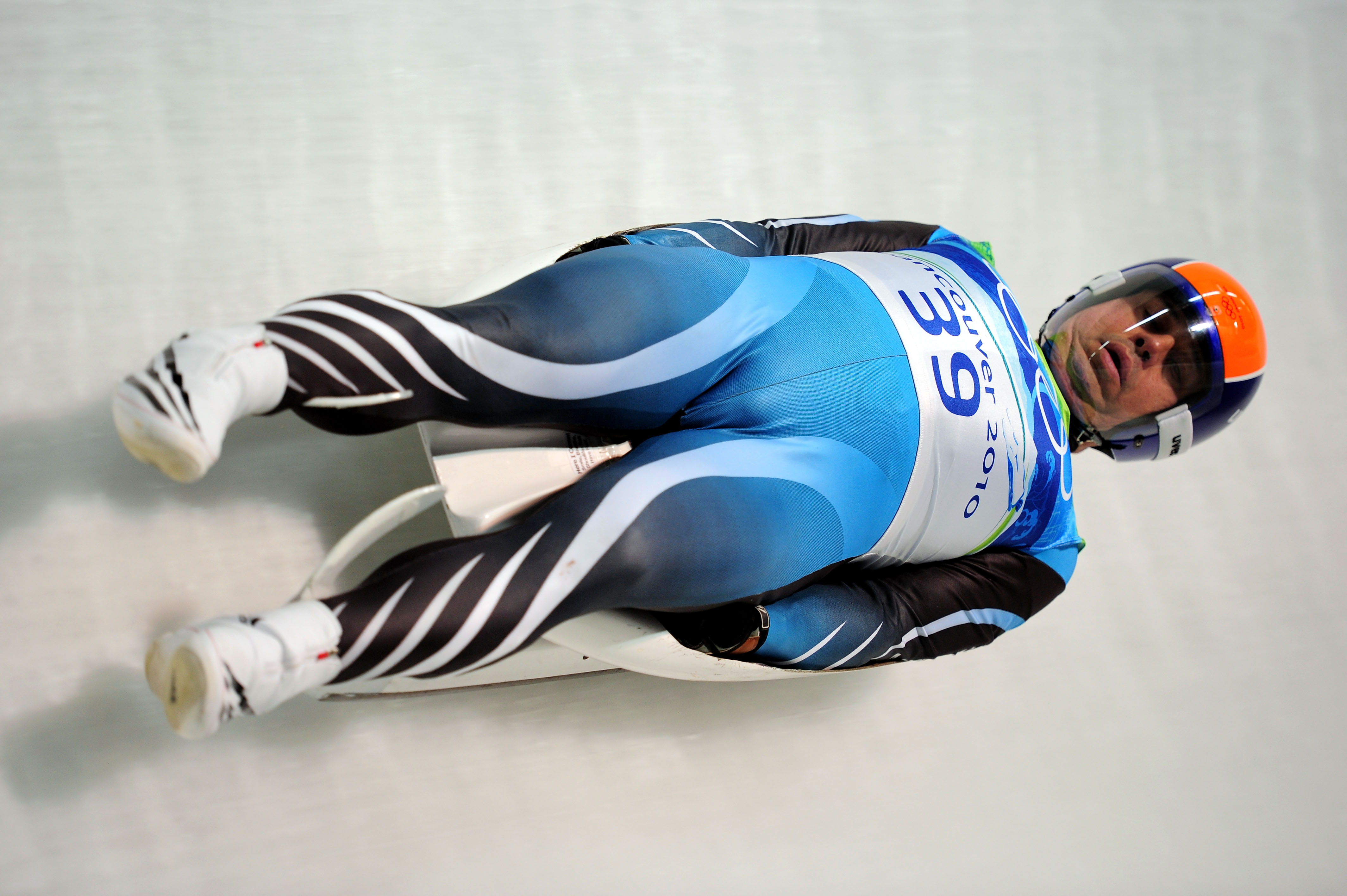 Luge Men's Singles - Day 2
