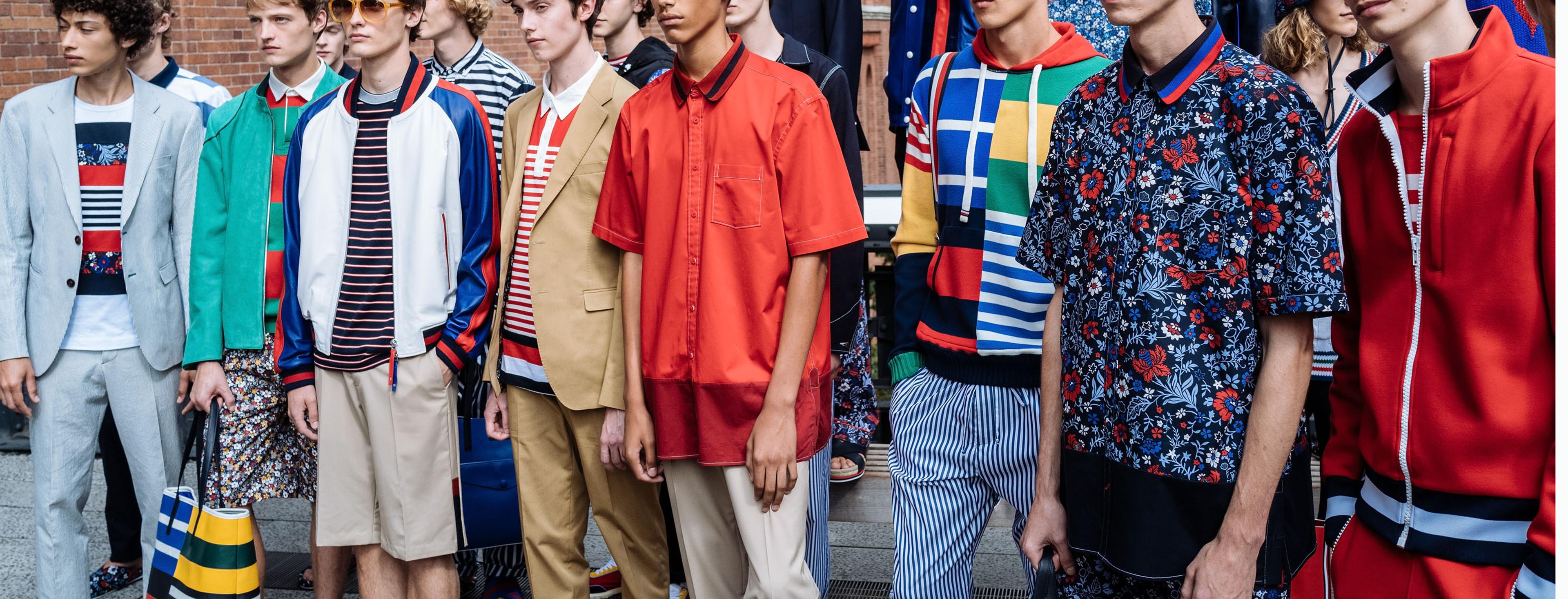 Tommy Hilfiger Spring 2017 Men's Tailored Collection Presentation - Alternative Views