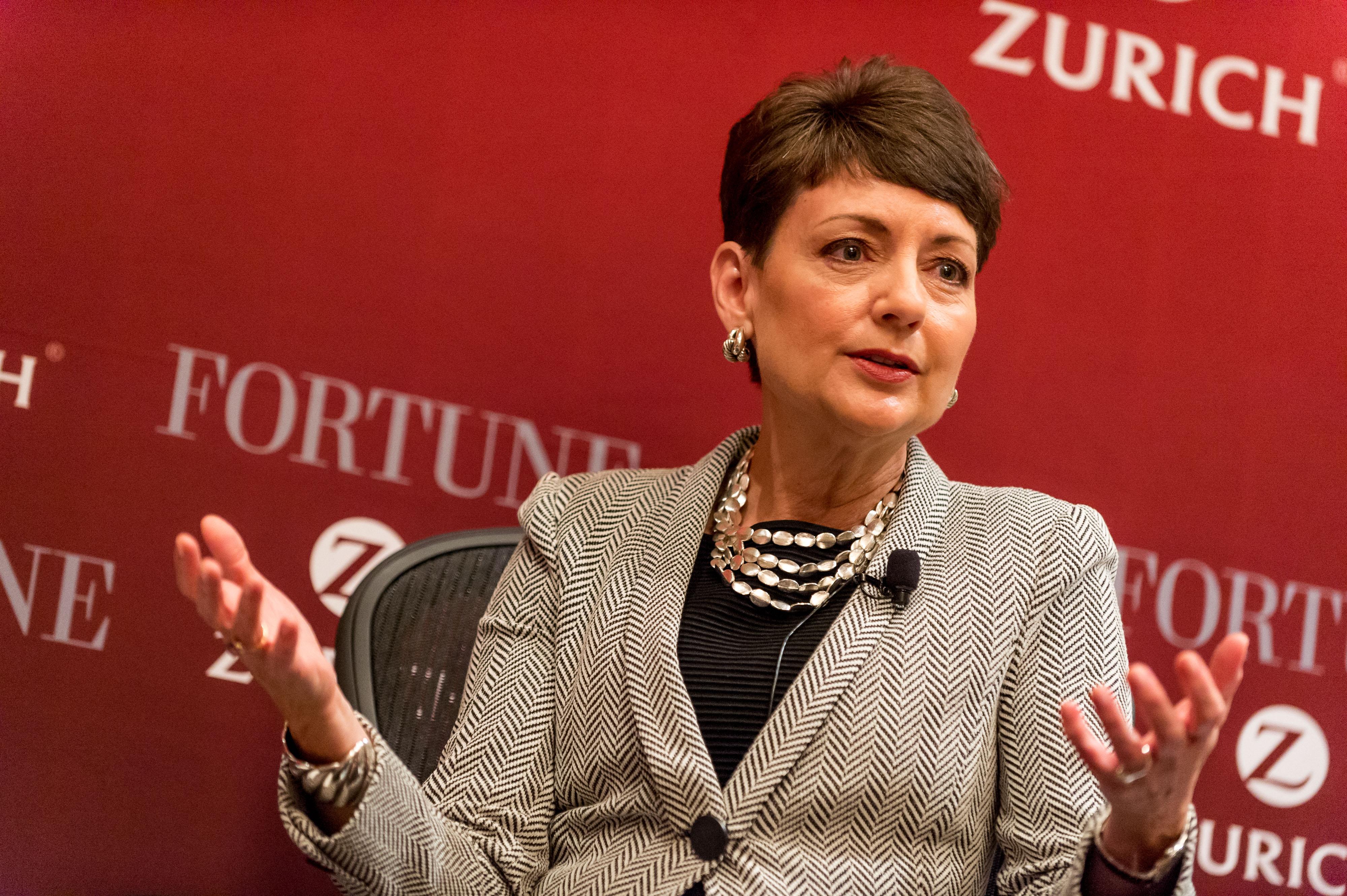 Fortune Most Powerful Women Summit 2015