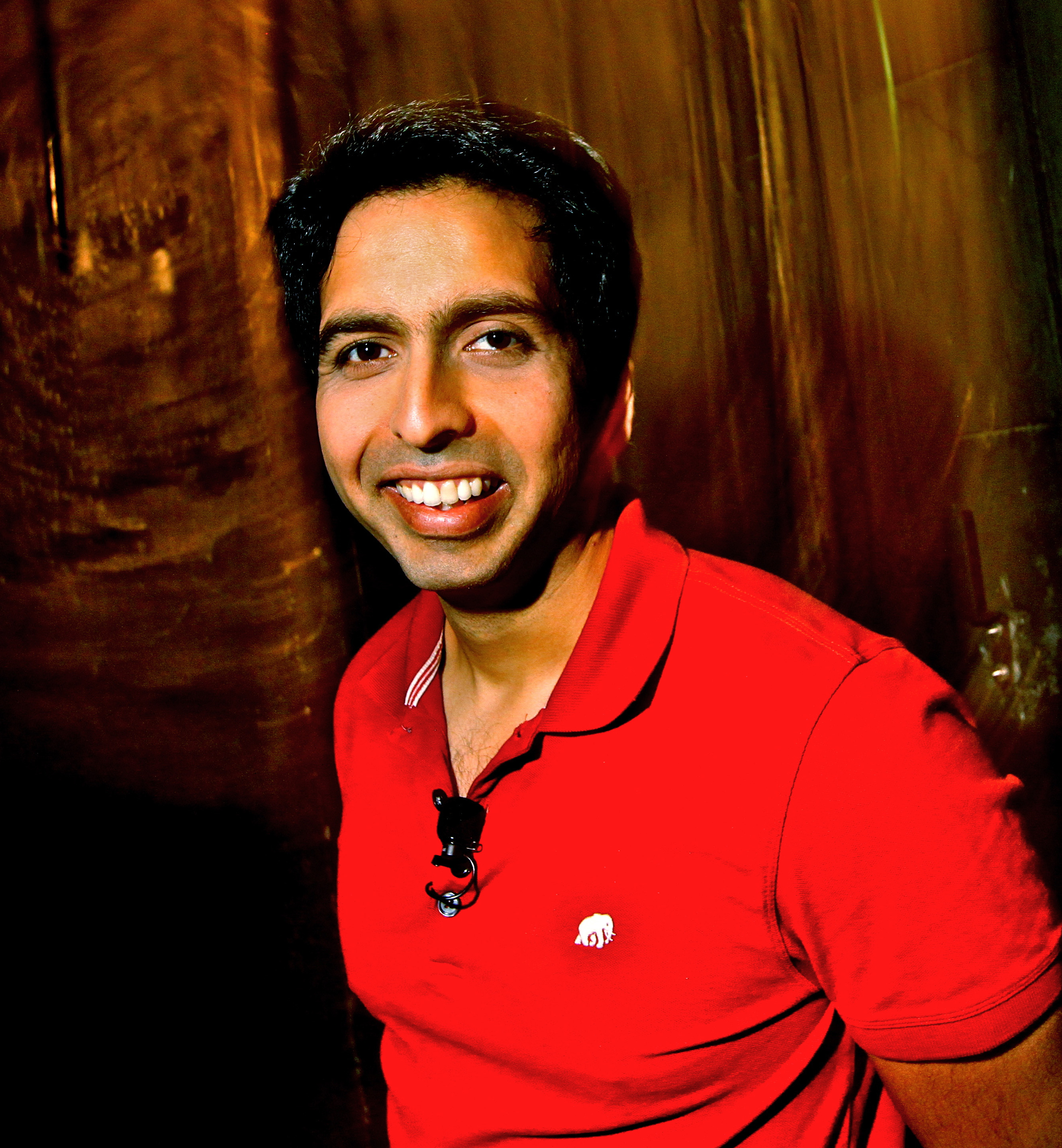 Sal Khan founded Khan Academy, a free e-learning platform, in 2006.