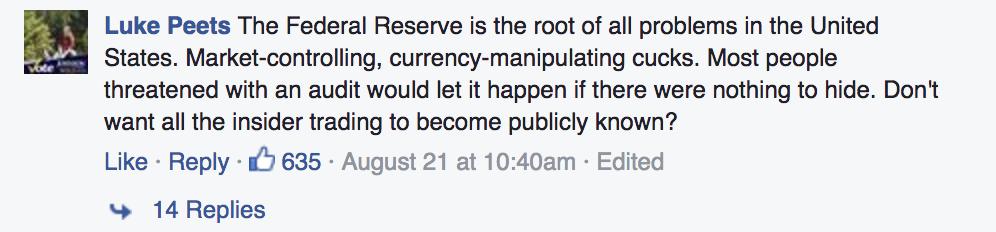 Fed FB