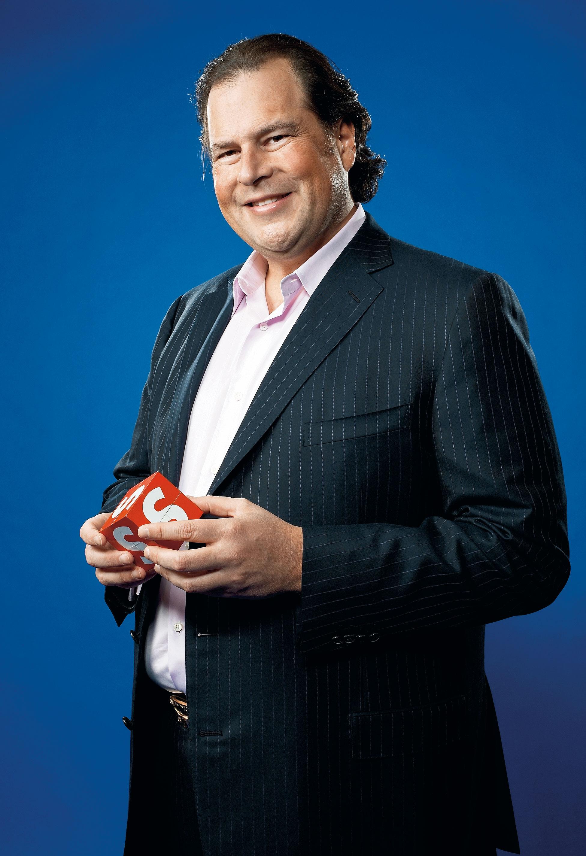 Marc Benioff- Salesforce CEO