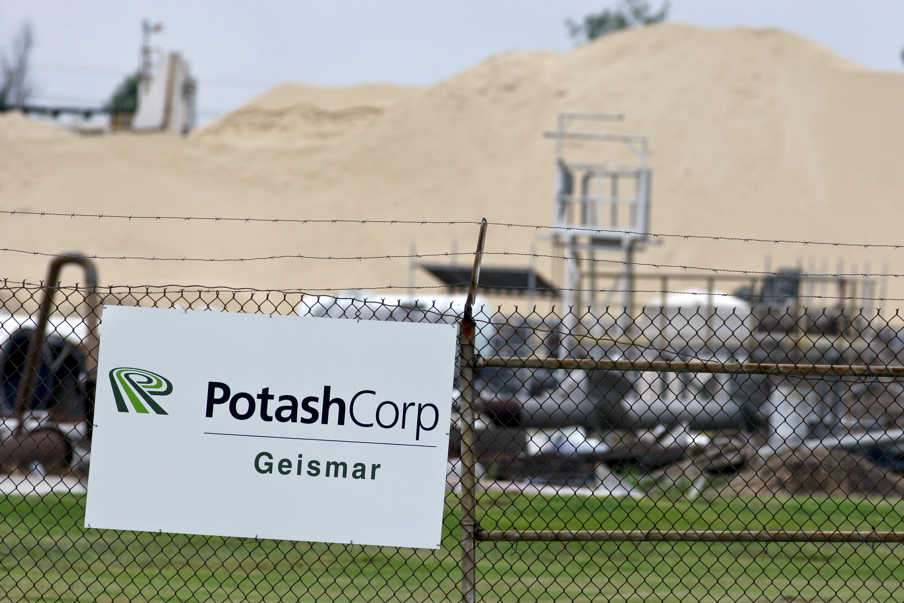 Potash Corp. Board Rejects $39 Billion Offer From BHP