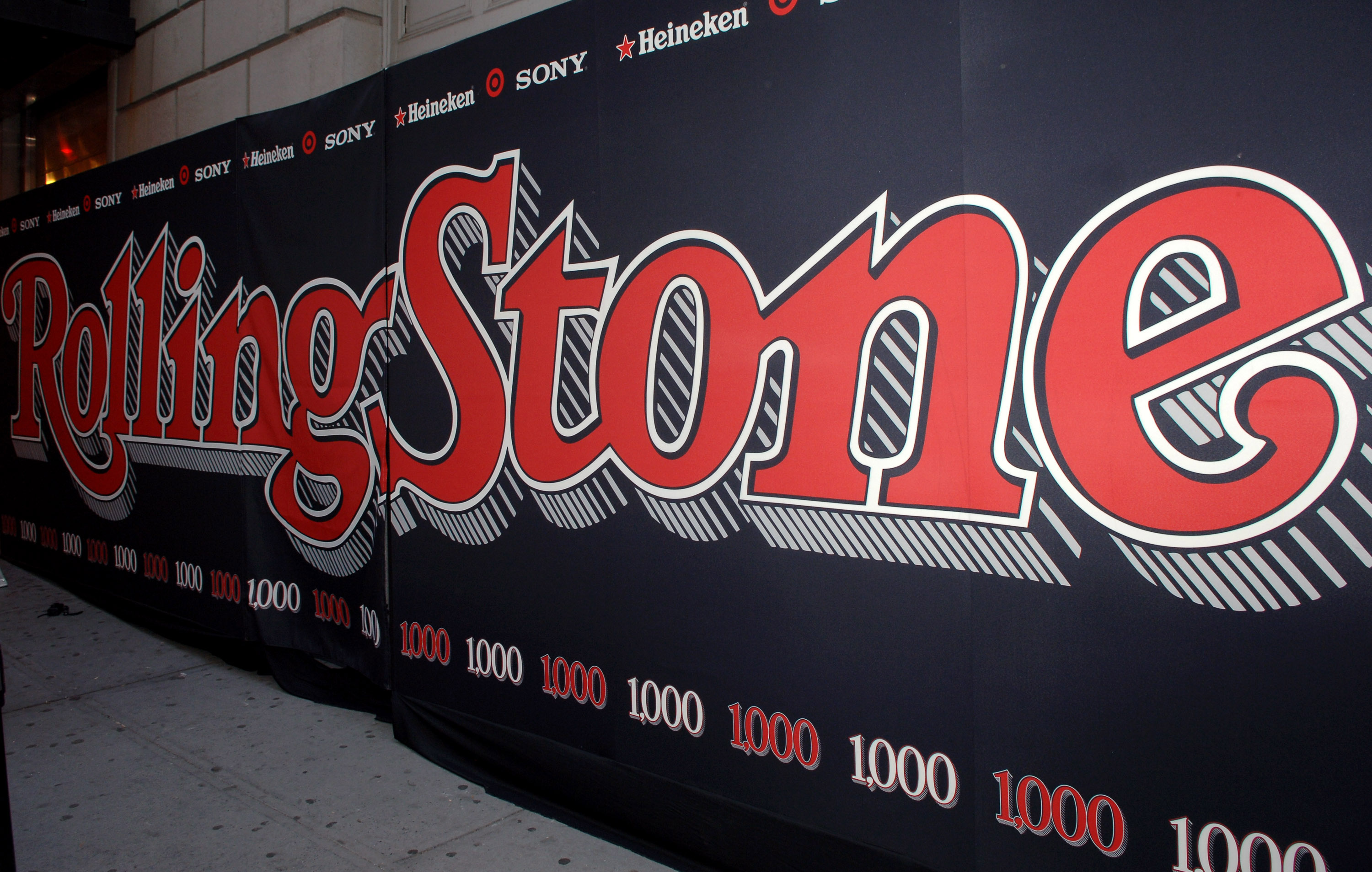 Rolling Stone Magazine Celebrates their 1,000th Issue