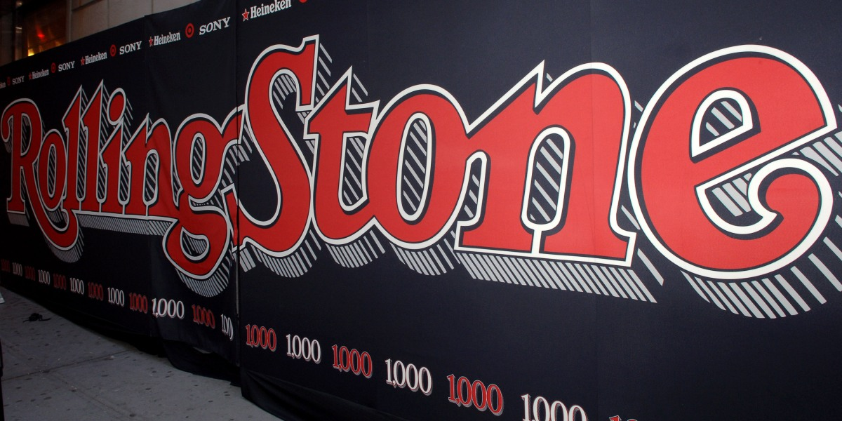 Rolling Stone Magazine Has a New Owner | Fortune