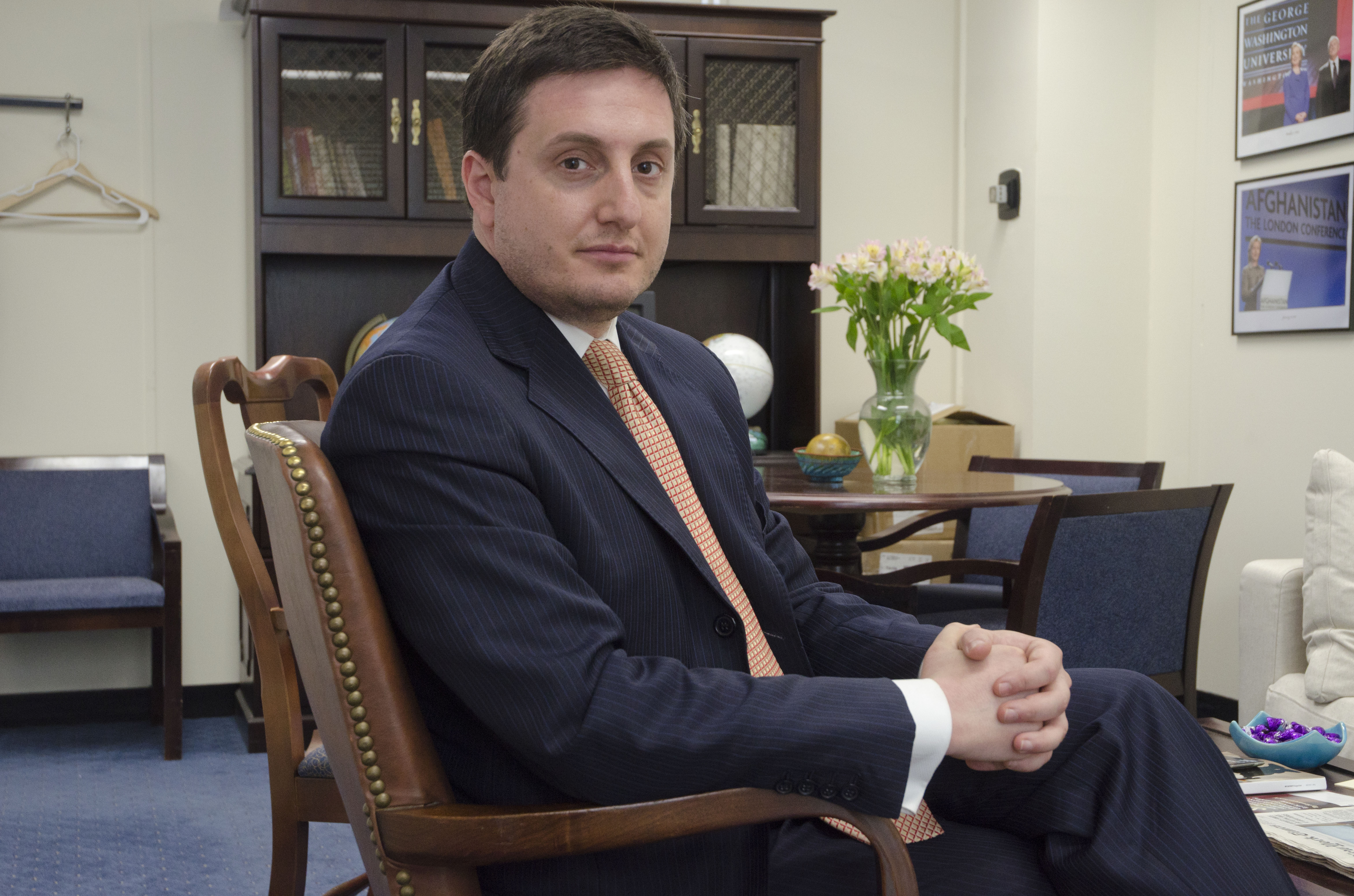 Philippe I. Reines - joined the State Department as a Senior Advisor to United States Secretary of State Hillary Clinton when she was sworn into office in January 2009, and was later promoted to the position of Deputy Assistant Secretary of State.