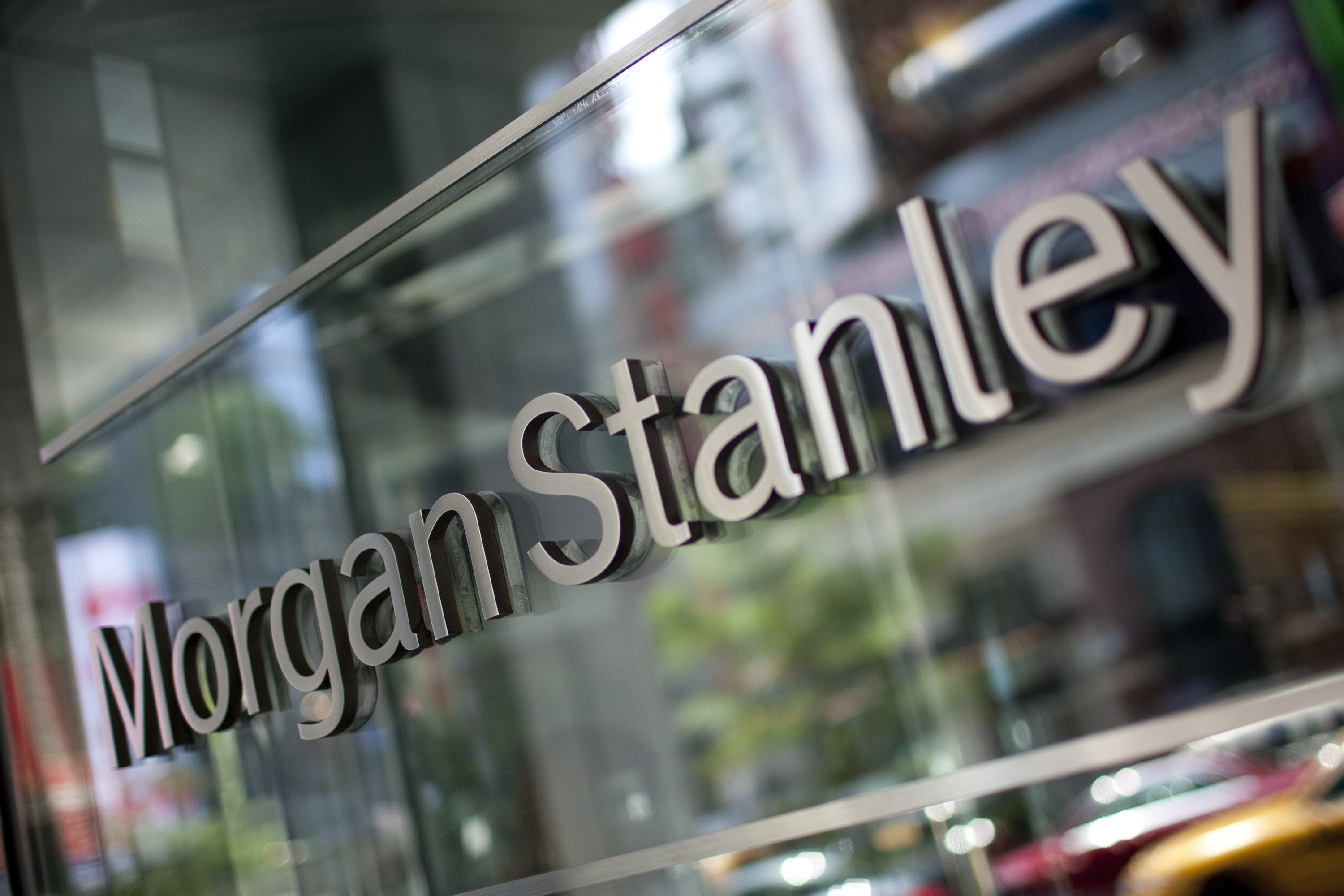 Morgan Stanley Shares Surge Most in Two Years on Trading Gains