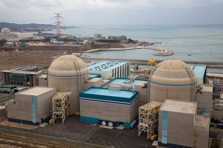Views Of Korea Hydro & Nuclear Power Co. Kori and Shin Kori Nuclear Power Plant
