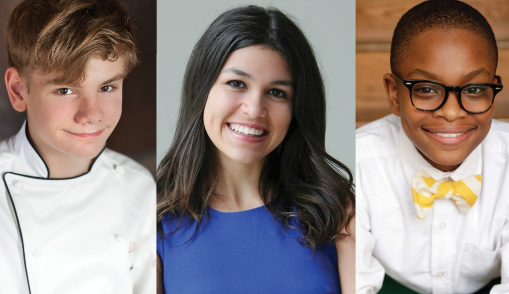 18 Under 18: Meet the Teen Entrepreneurs Who Are Changing the World