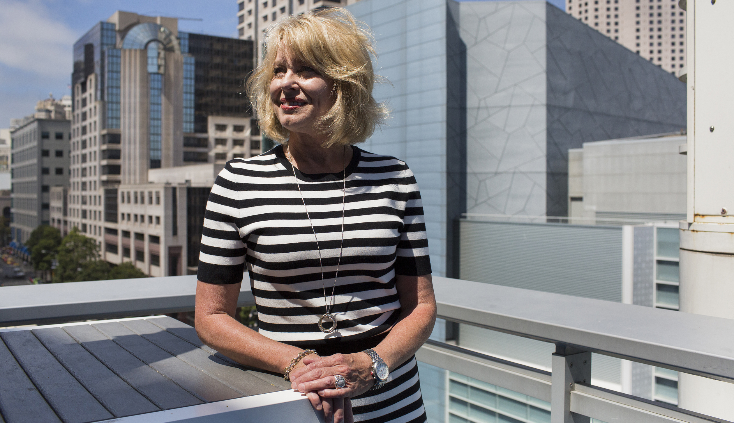 Diane Bryant, who runs Intel?s business in chips for industrial-size computing centers, in San Francisco.
