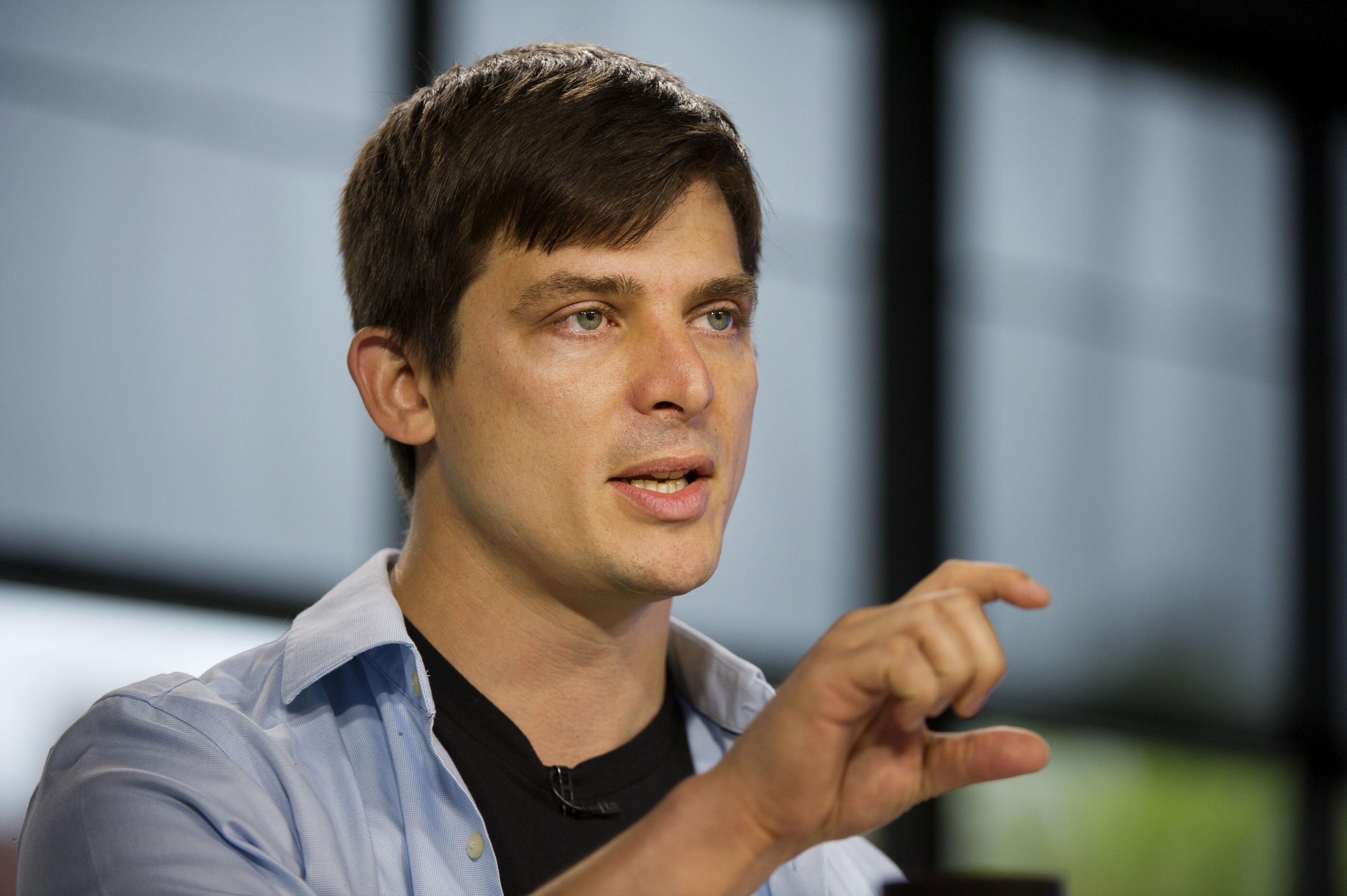 Hampton Creek Foods Inc. Chief Executive Officer Josh Tetrick Interview