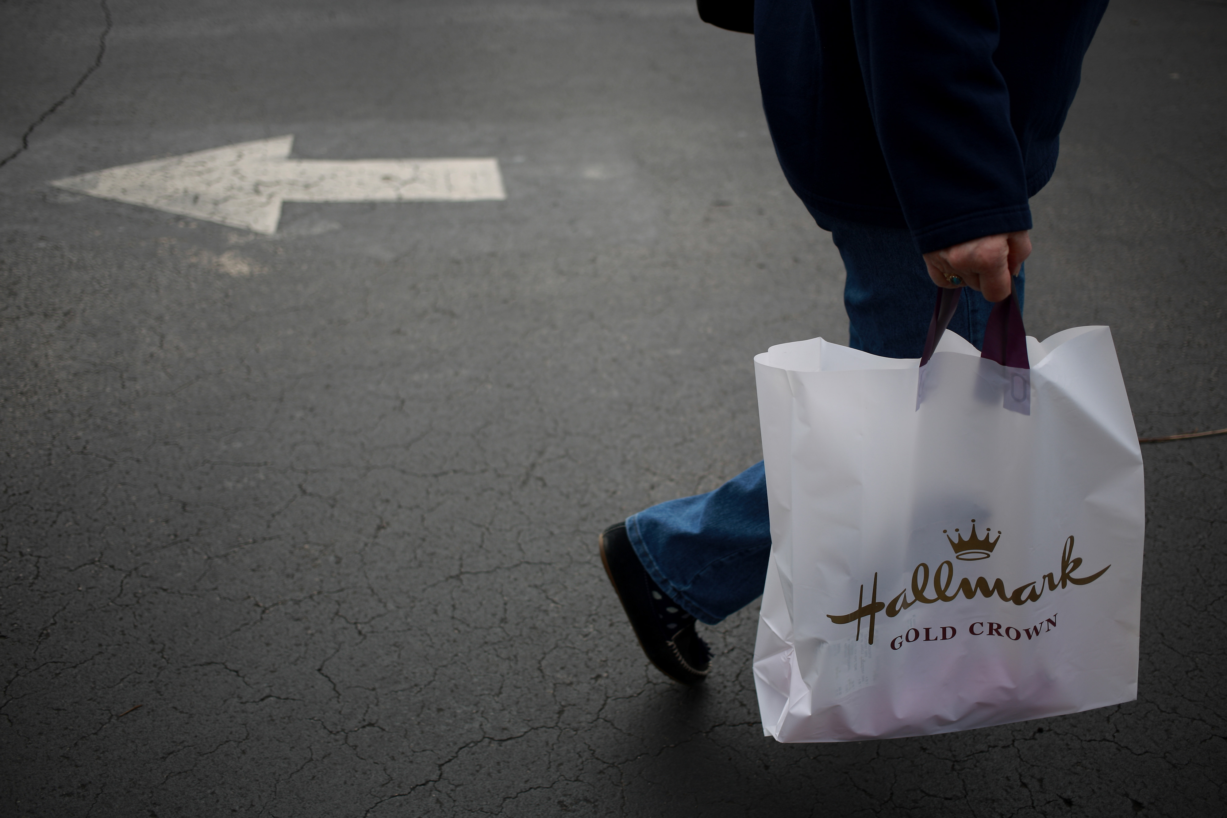Inside A Hallmark Cards Inc. Gold Crown Shop Ahead Of Retail Sales Figures
