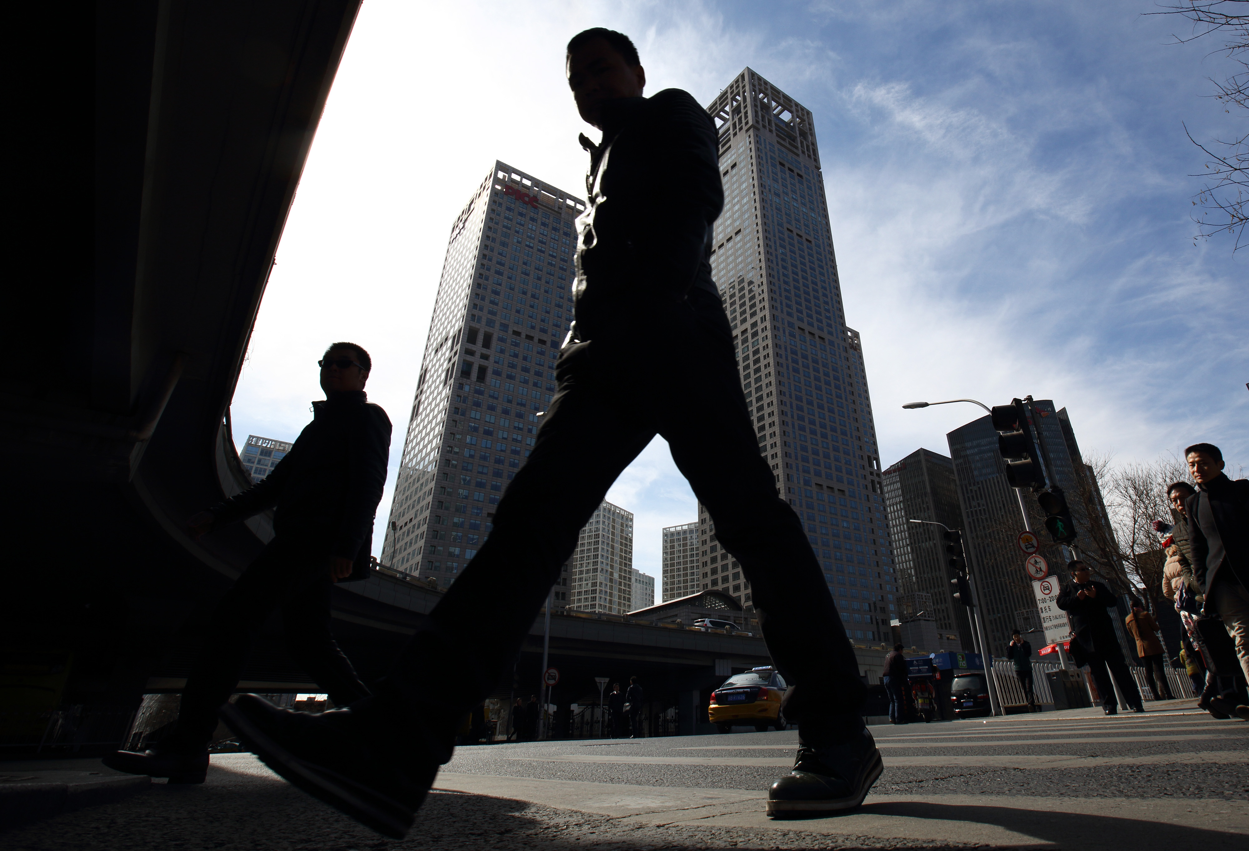 General Images Of China Economy As PBOC Seen Cutting Rates Again
