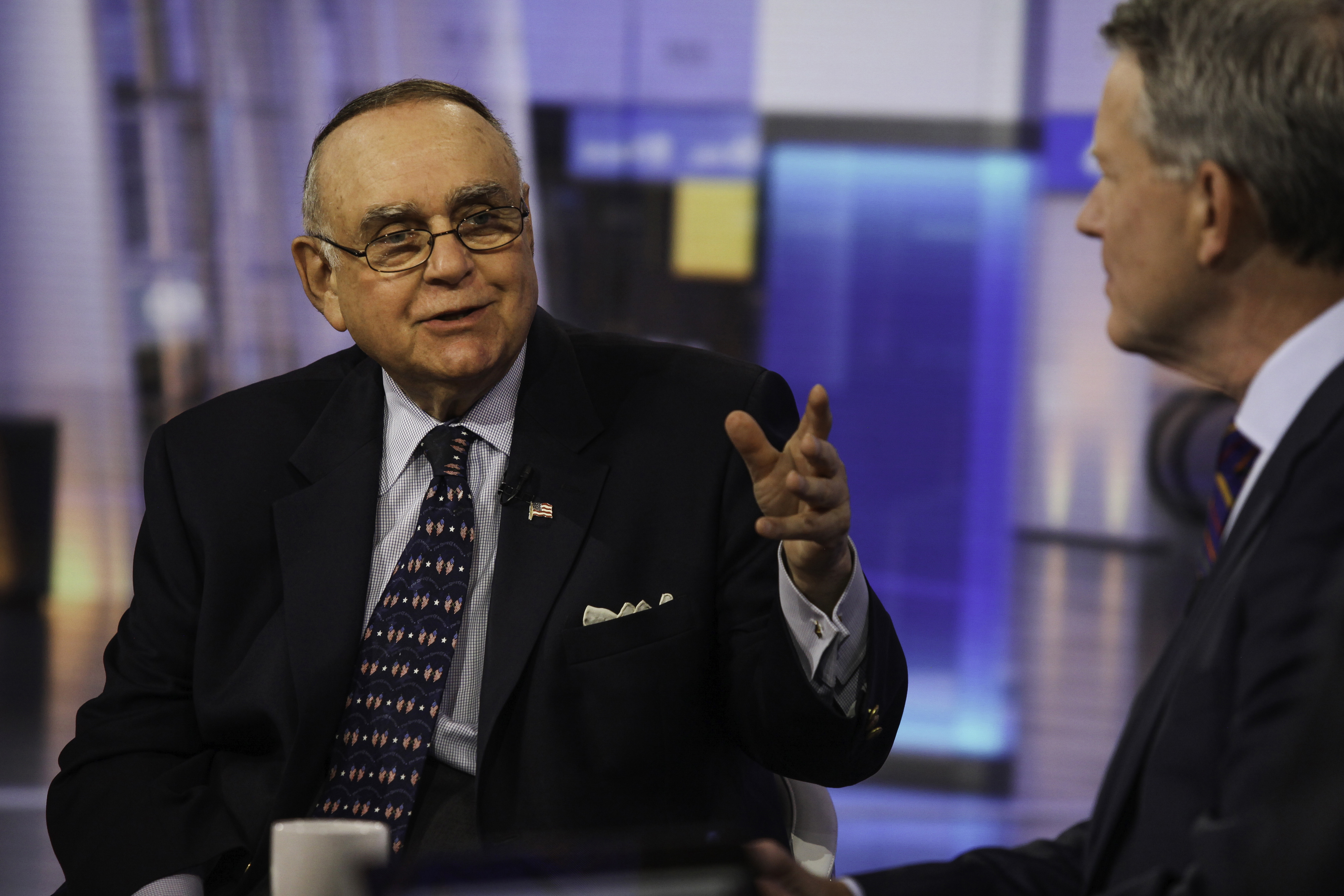 Omega Advisors Inc. Chief Executive Officer Leon Cooperman Interview