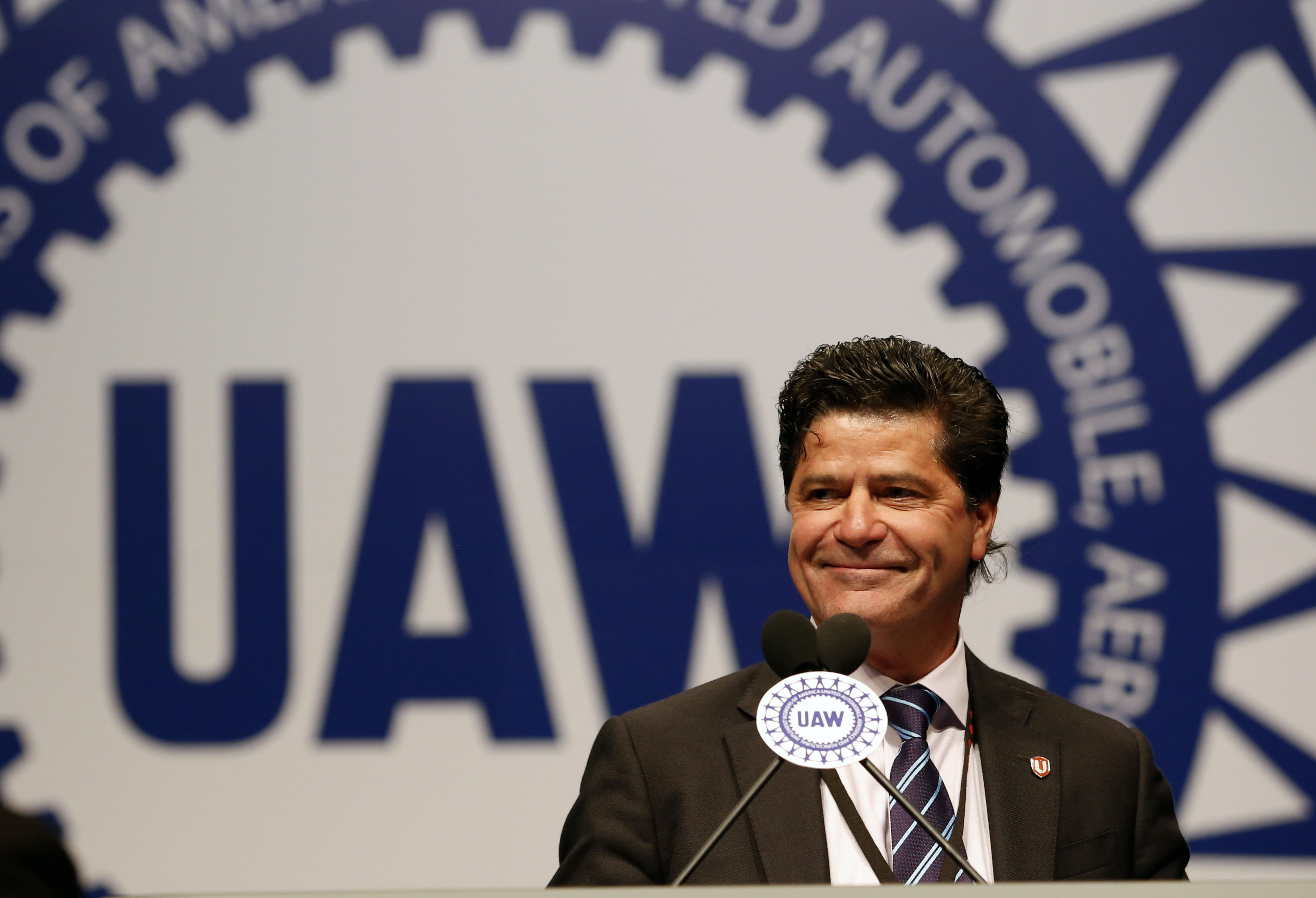 United Auto Workers (UAW) Elect New President at Constitutional Convention