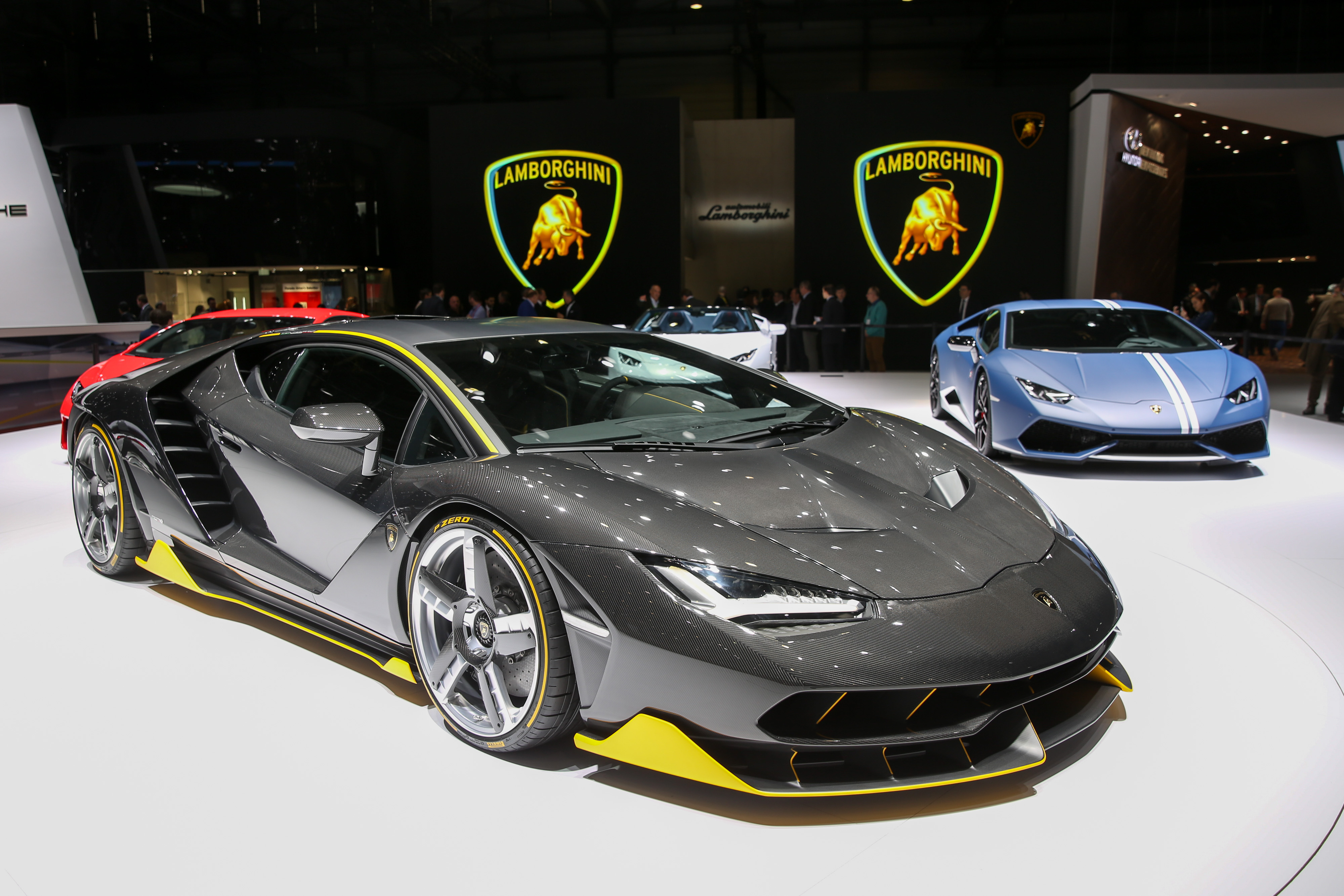 Opening Day Of The 86th Geneva Motor Show