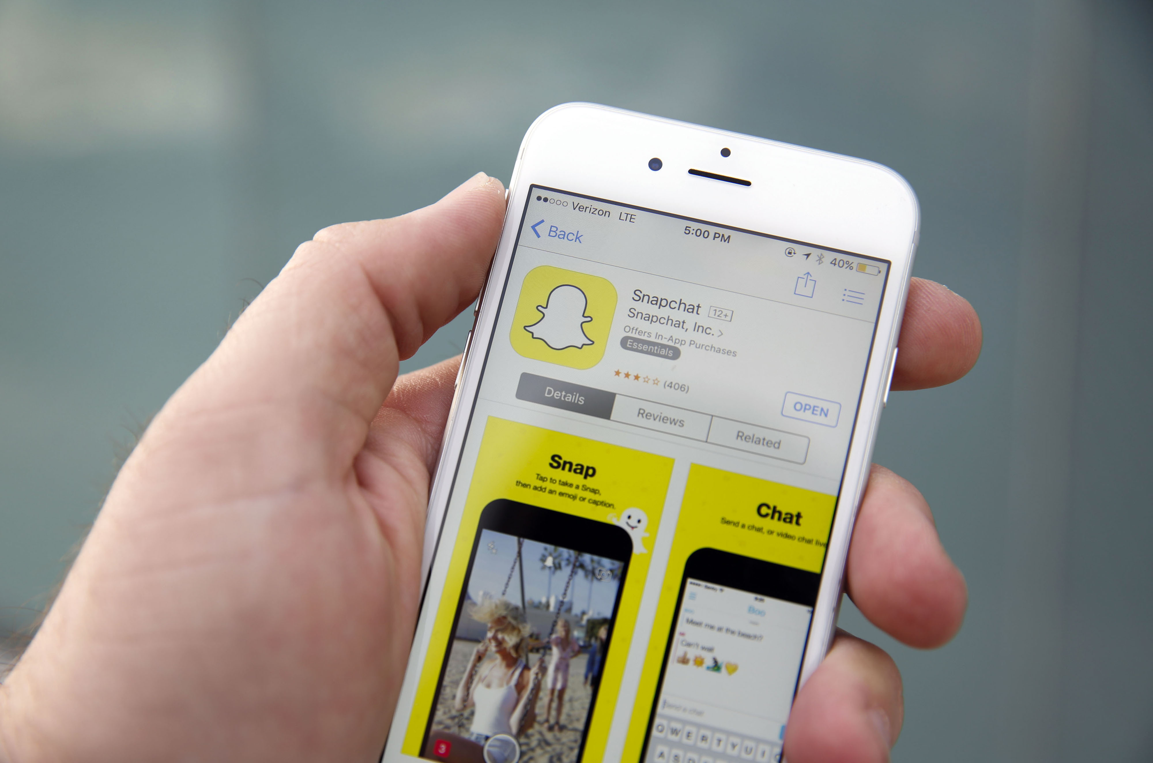 Snapchat Inc. Headquarters As Company Boasts 8 Billion Video Views A Day