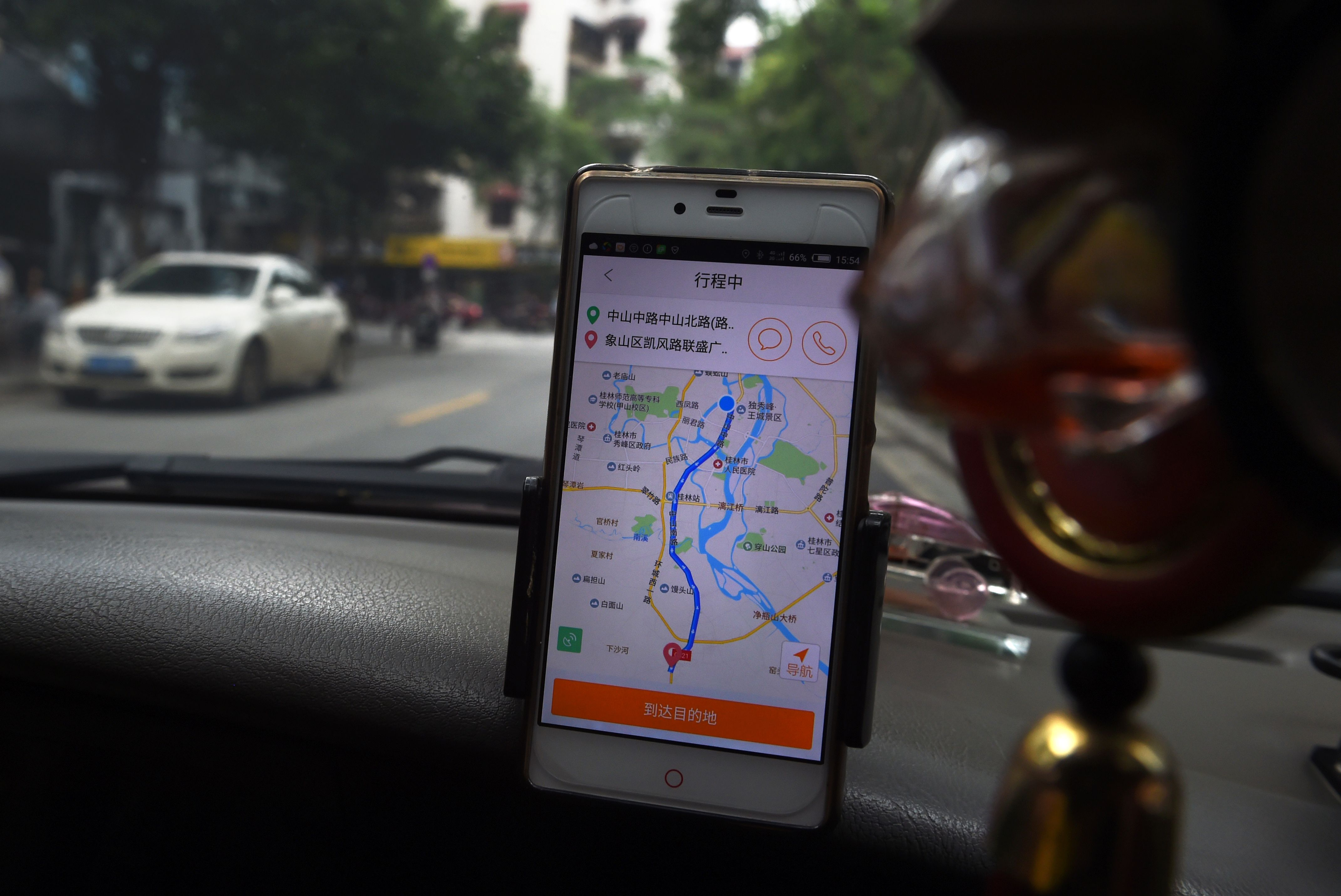 Uber says it will continue to serve residents in China's Macau region.