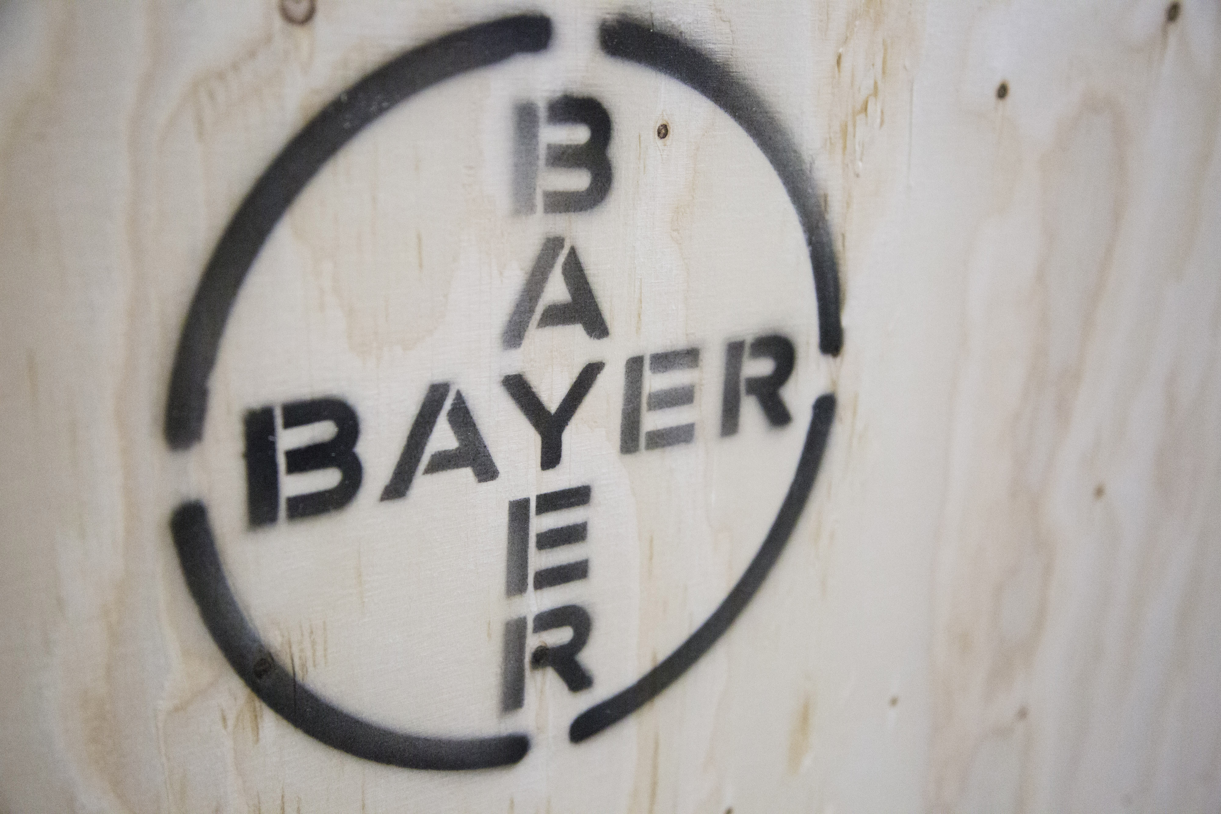 Agricultural Product Manufacture At A Bayer AG Crop Science Factory