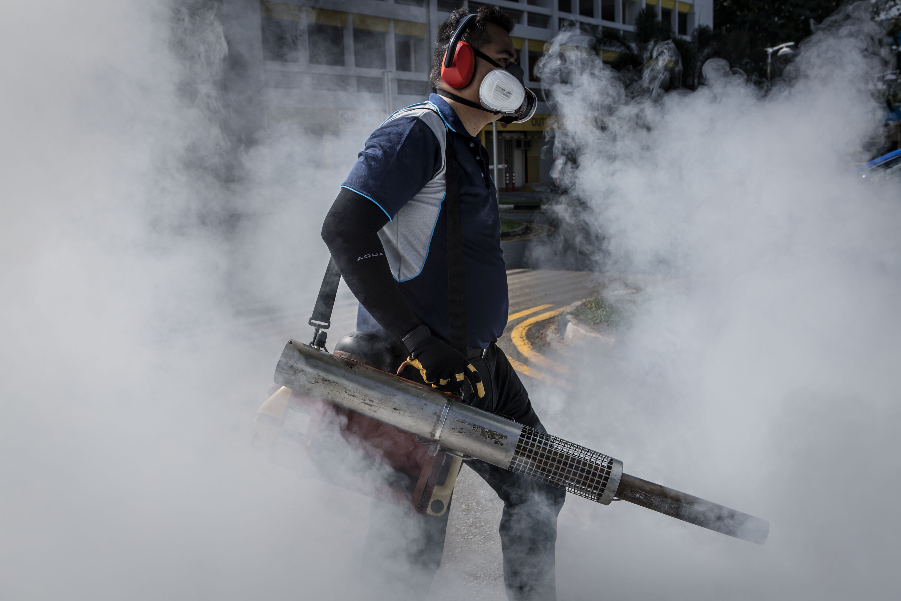 Zika Virus Spreads In Singapore And Neighbouring Countries